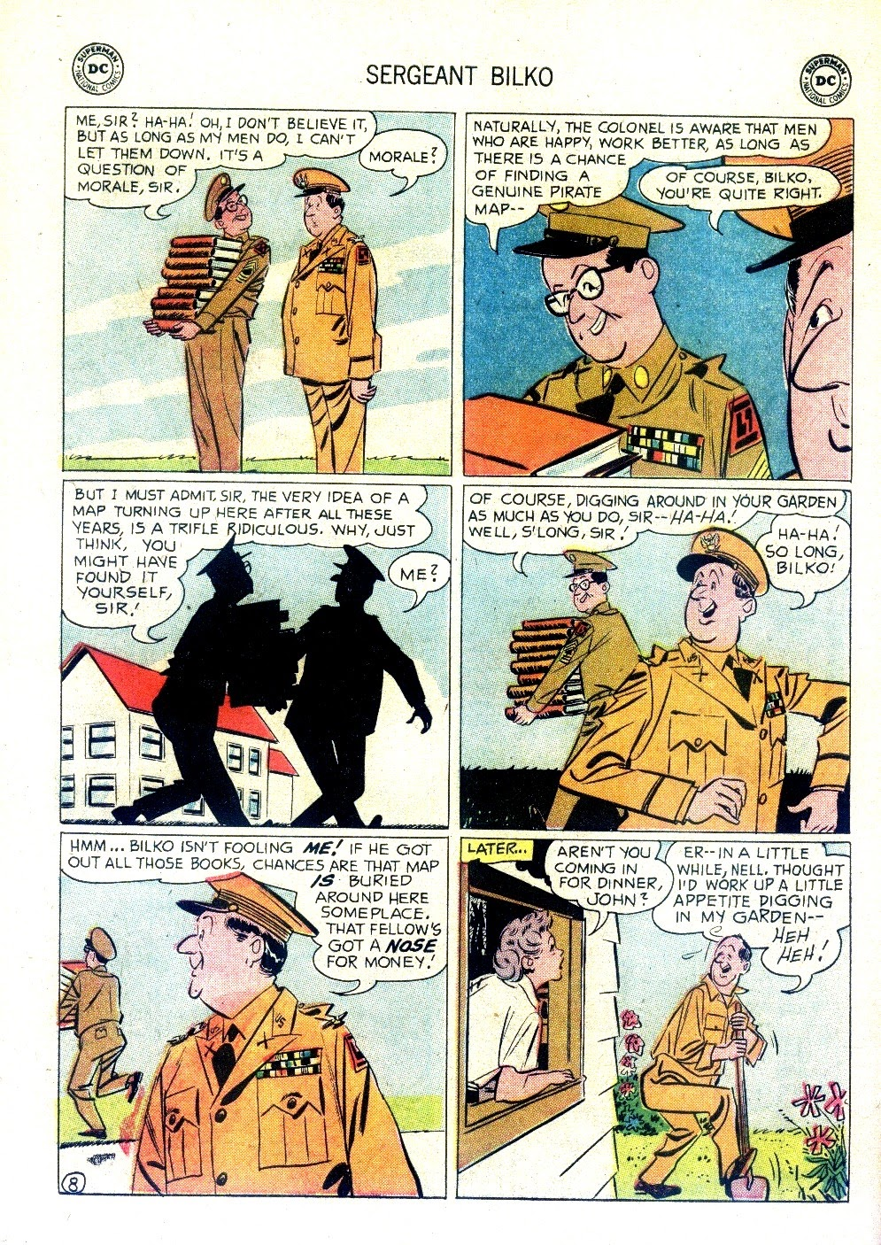 Sergeant Bilko issue 9 - Page 10