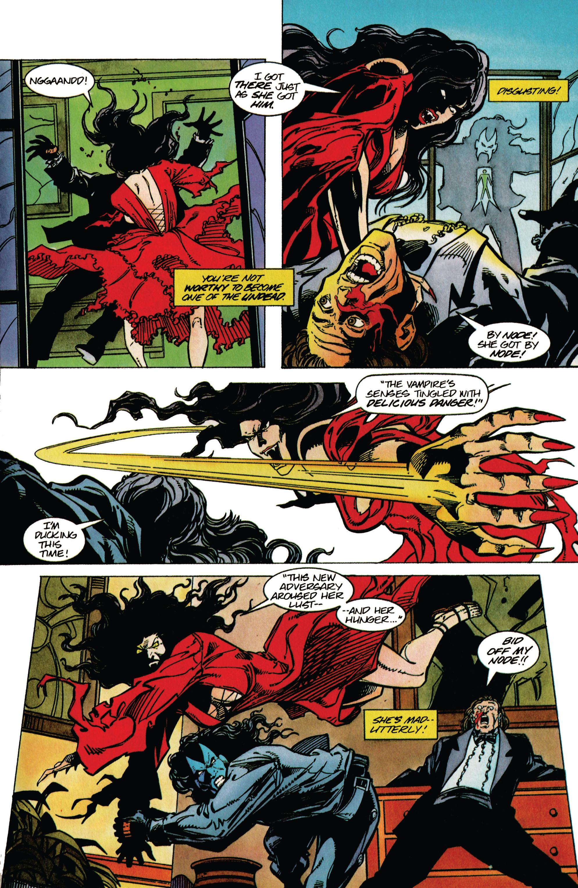 Read online Shadowman (1992) comic -  Issue #40 - 15