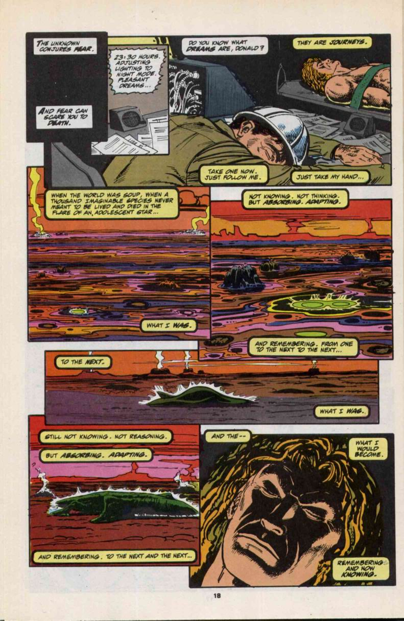 Read online Doctor Zero comic -  Issue #7 - 20