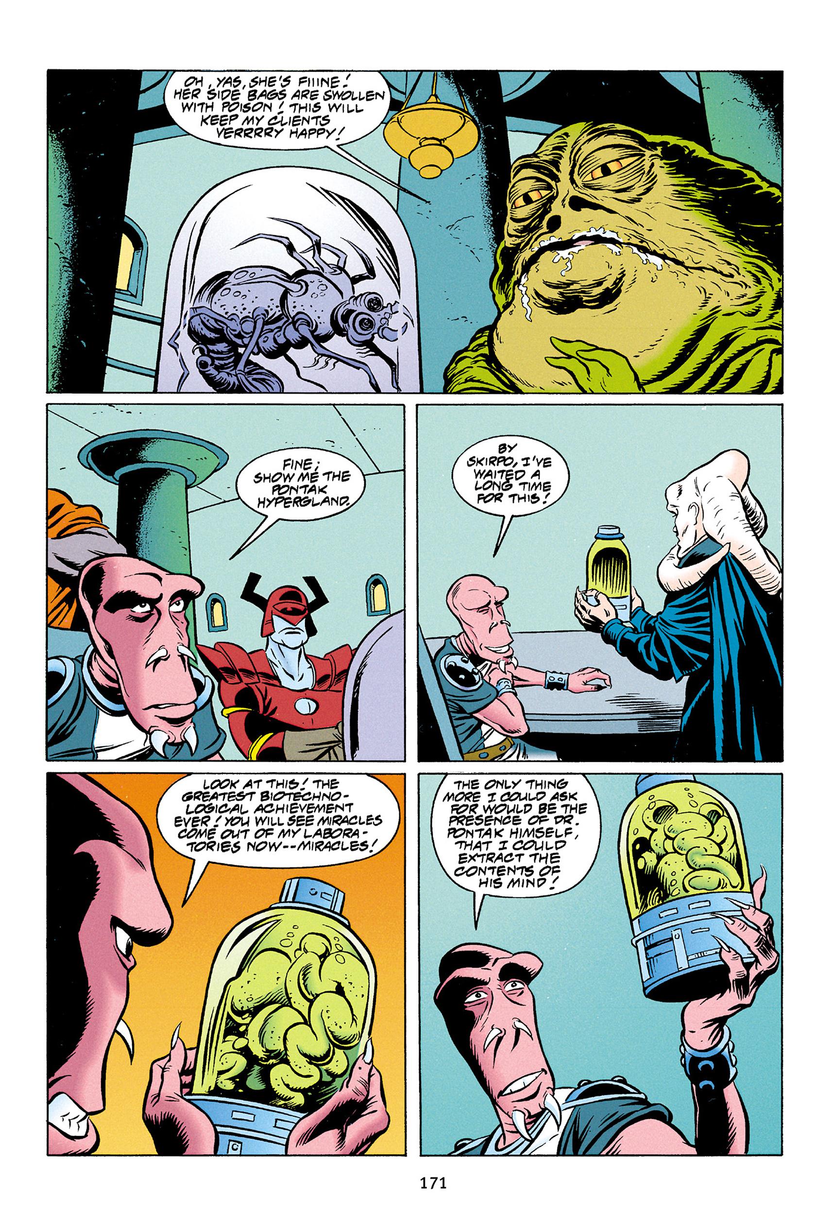 Read online Star Wars Omnibus comic -  Issue # Vol. 30 - 168