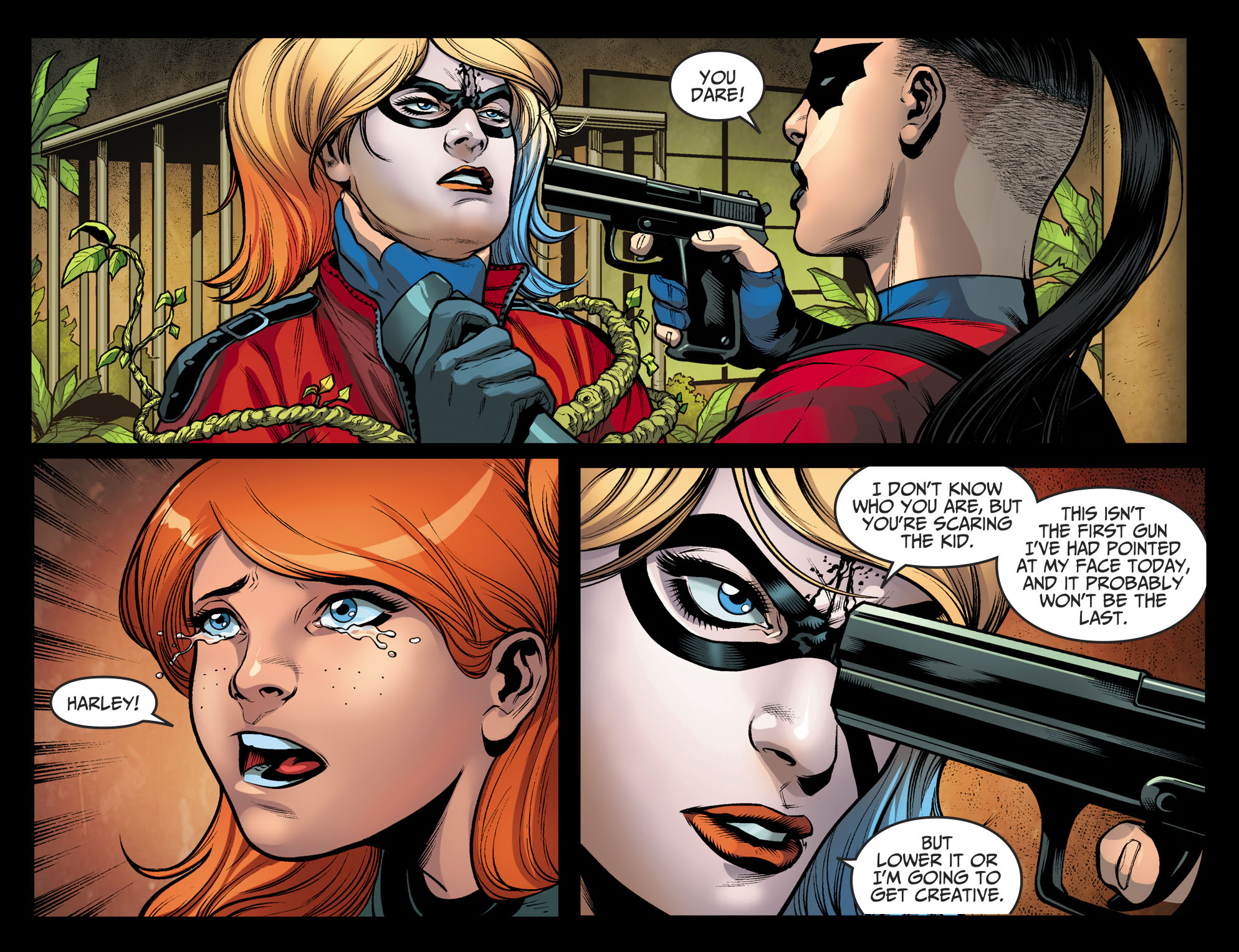 Read online Injustice 2 comic -  Issue #7 - 16