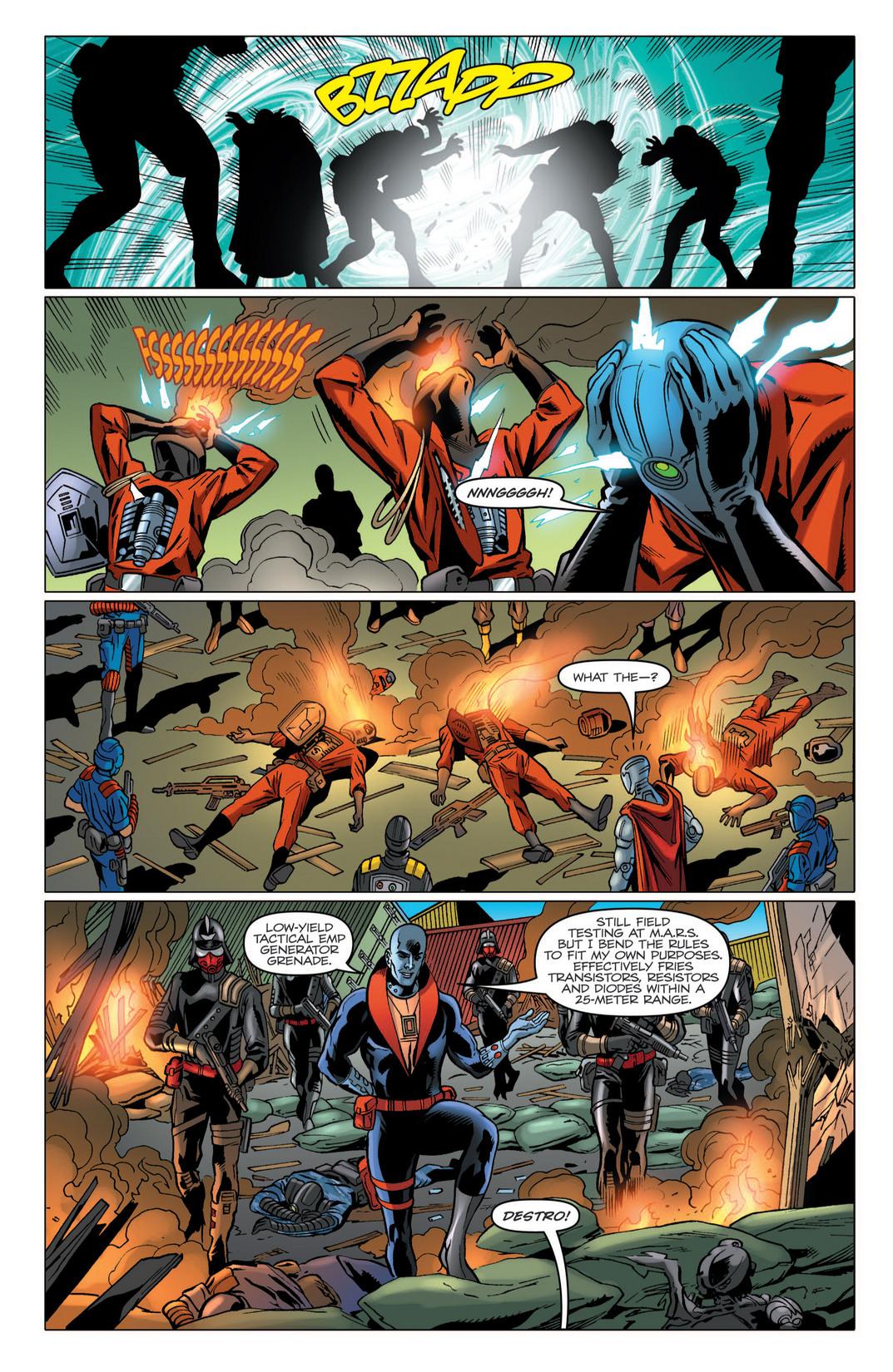G.I. Joe: A Real American Hero 180 Page 4