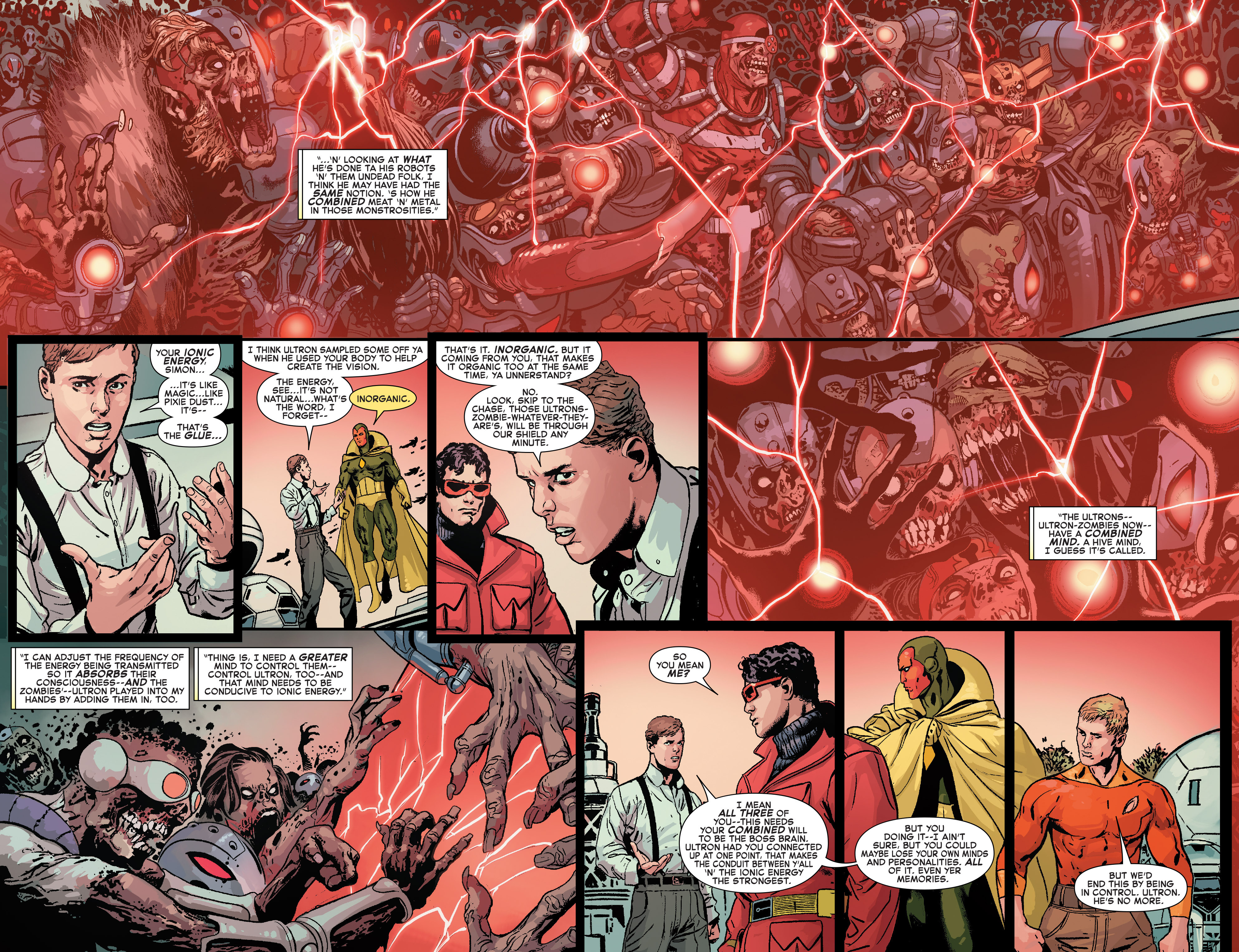 Read online Age of Ultron Vs. Marvel Zombies comic -  Issue #4 - 3