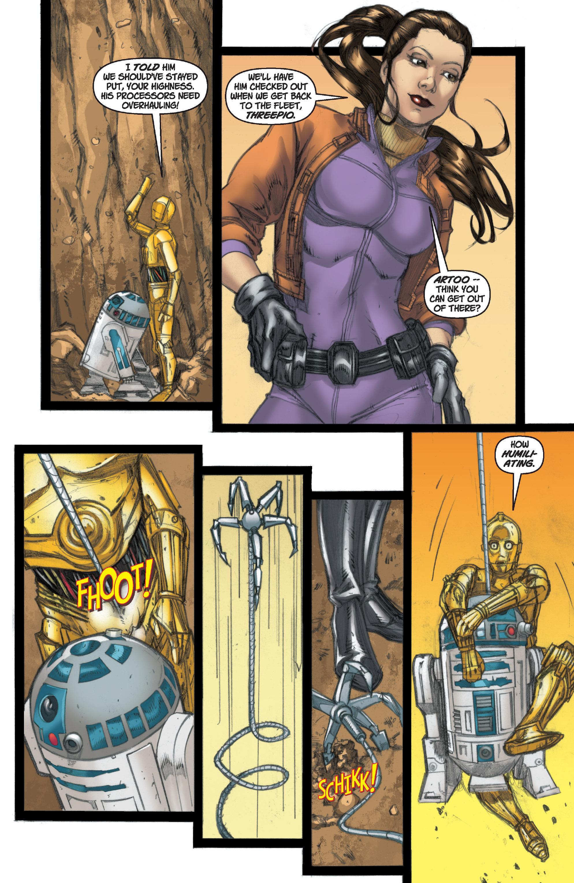 Read online Star Wars Omnibus comic -  Issue # Vol. 20 - 157