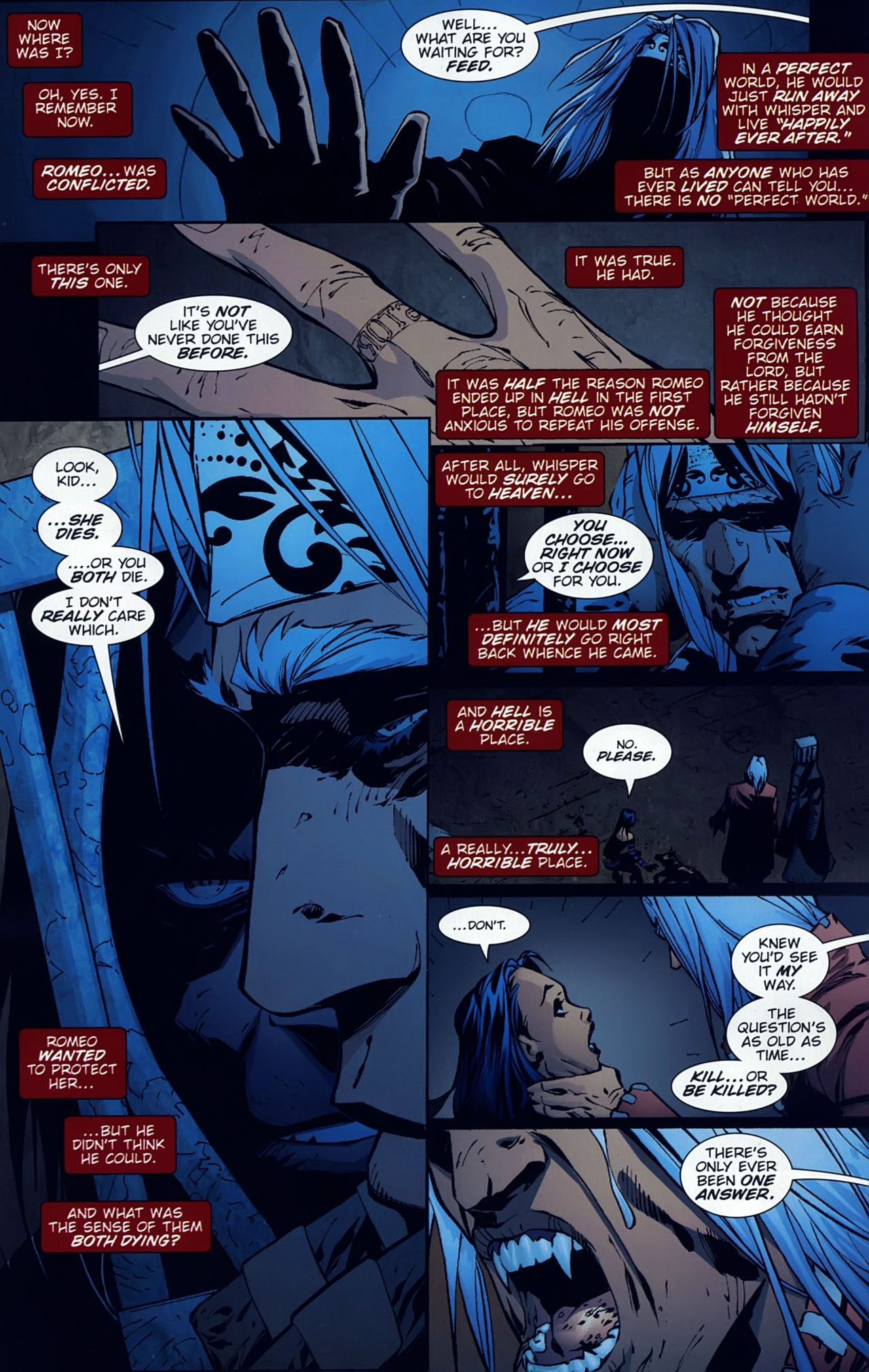 Read online Dead Romeo comic -  Issue #2 - 2