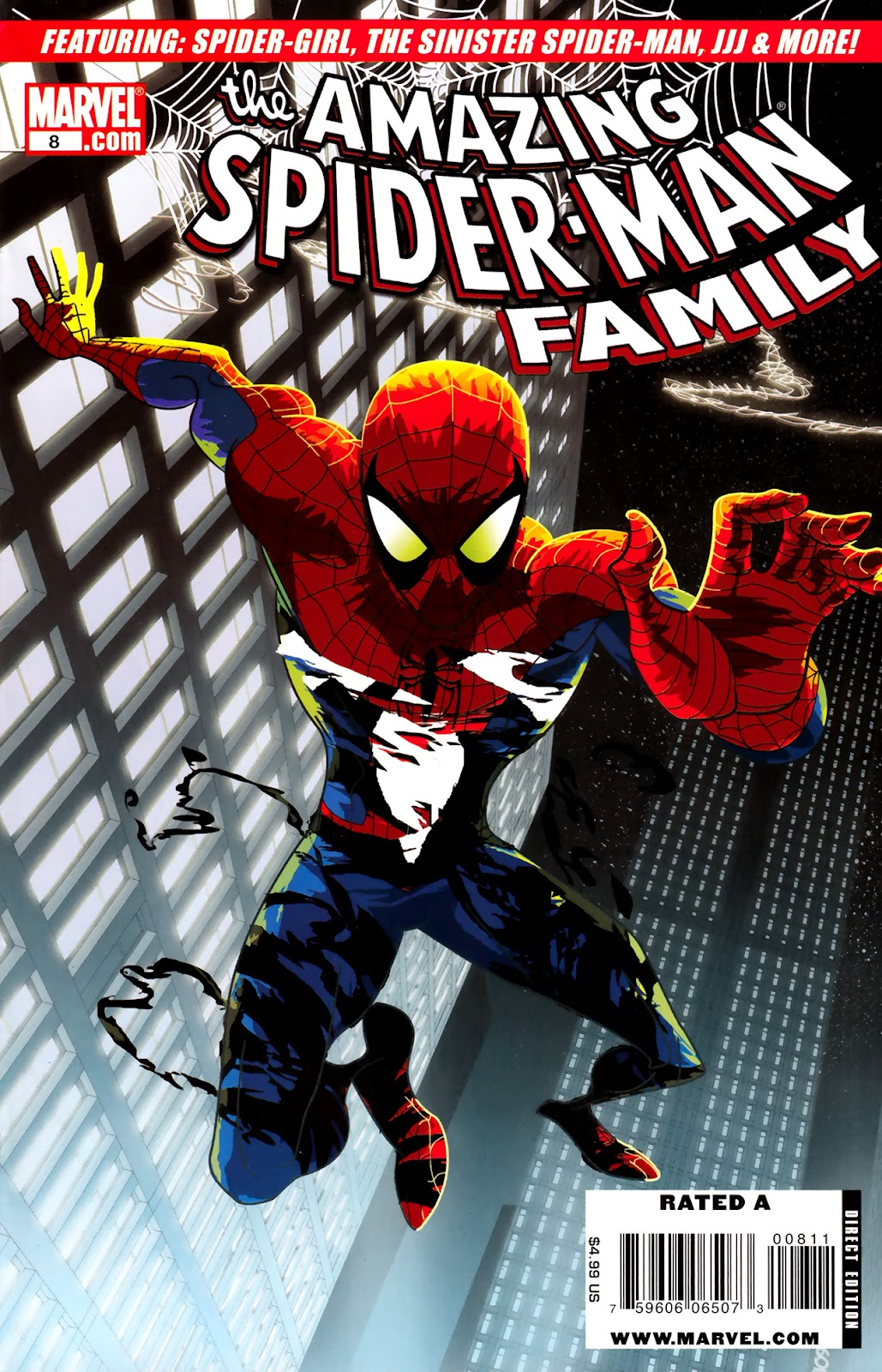 Amazing Spider-Man Family issue 8 - Page 1