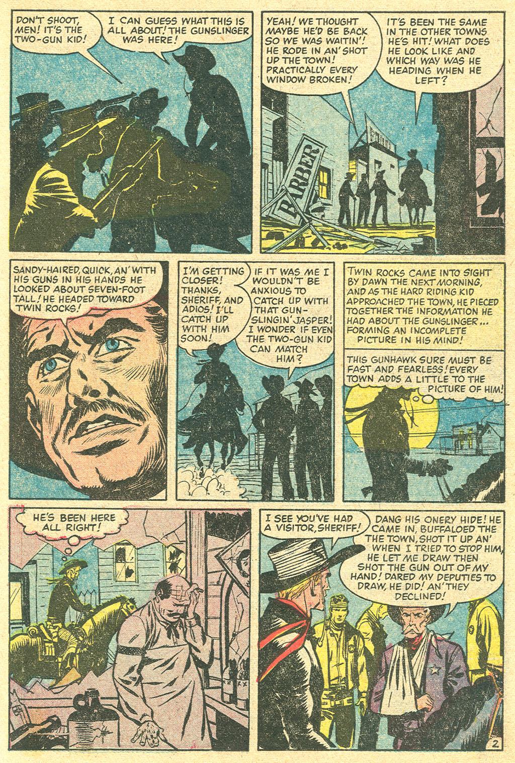 Read online Two-Gun Kid comic -  Issue #31 - 11