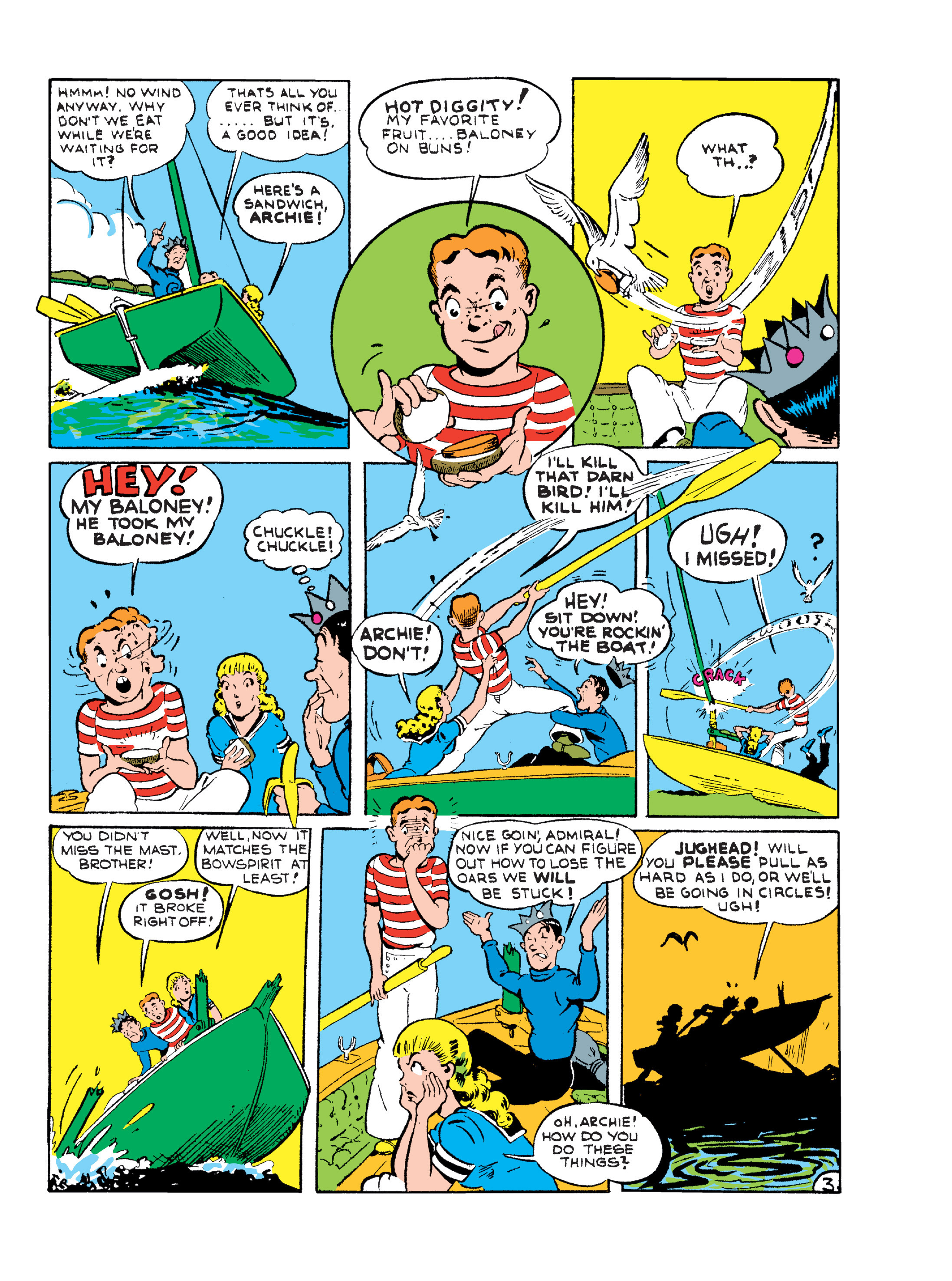 Read online Archie Giant Comics Collection comic -  Issue #Archie Giant Comics Collection TPB (Part 2) - 124