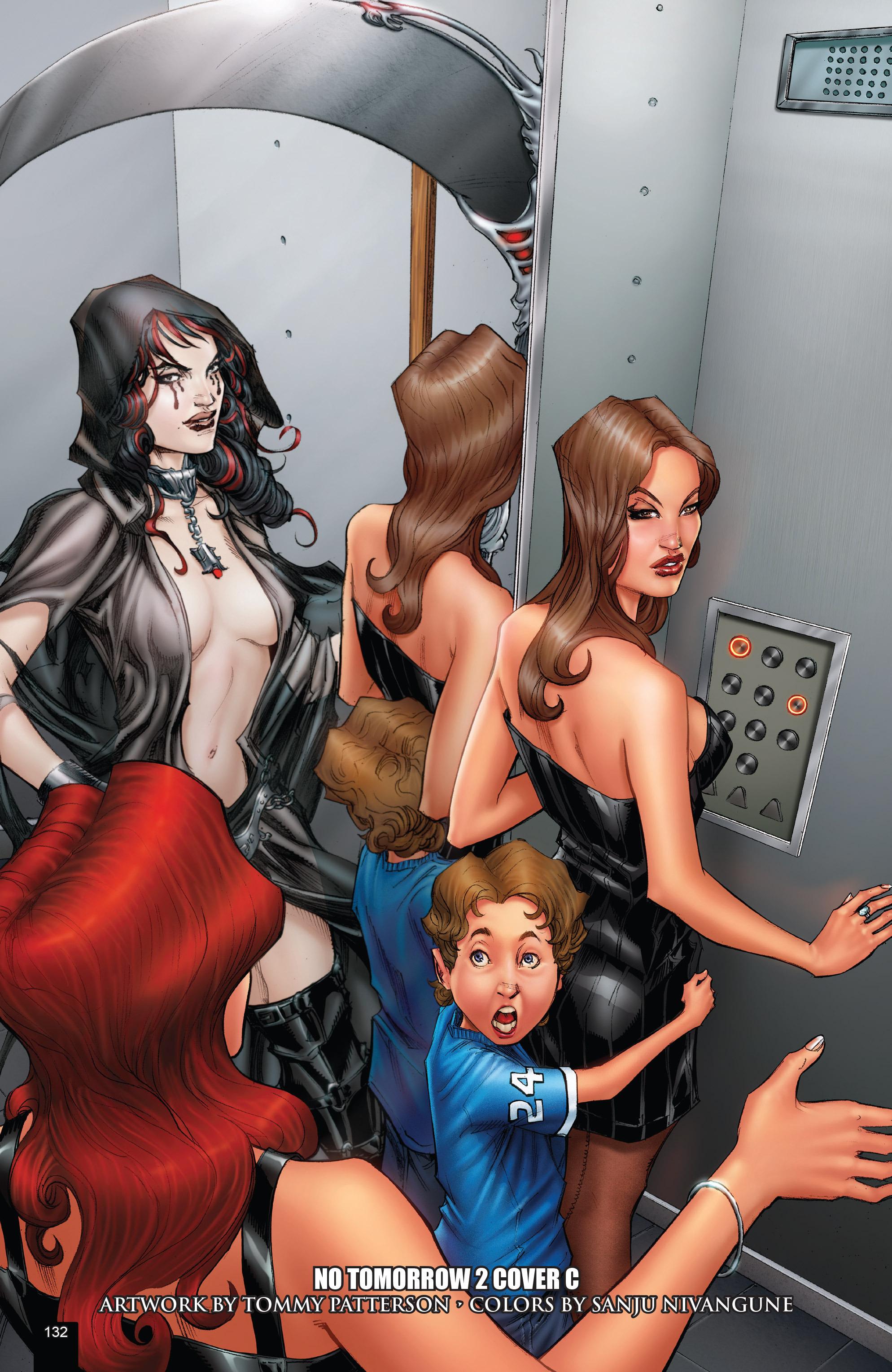 Read online Grimm Fairy Tales presents No Tomorrow comic -  Issue # TPB - 122