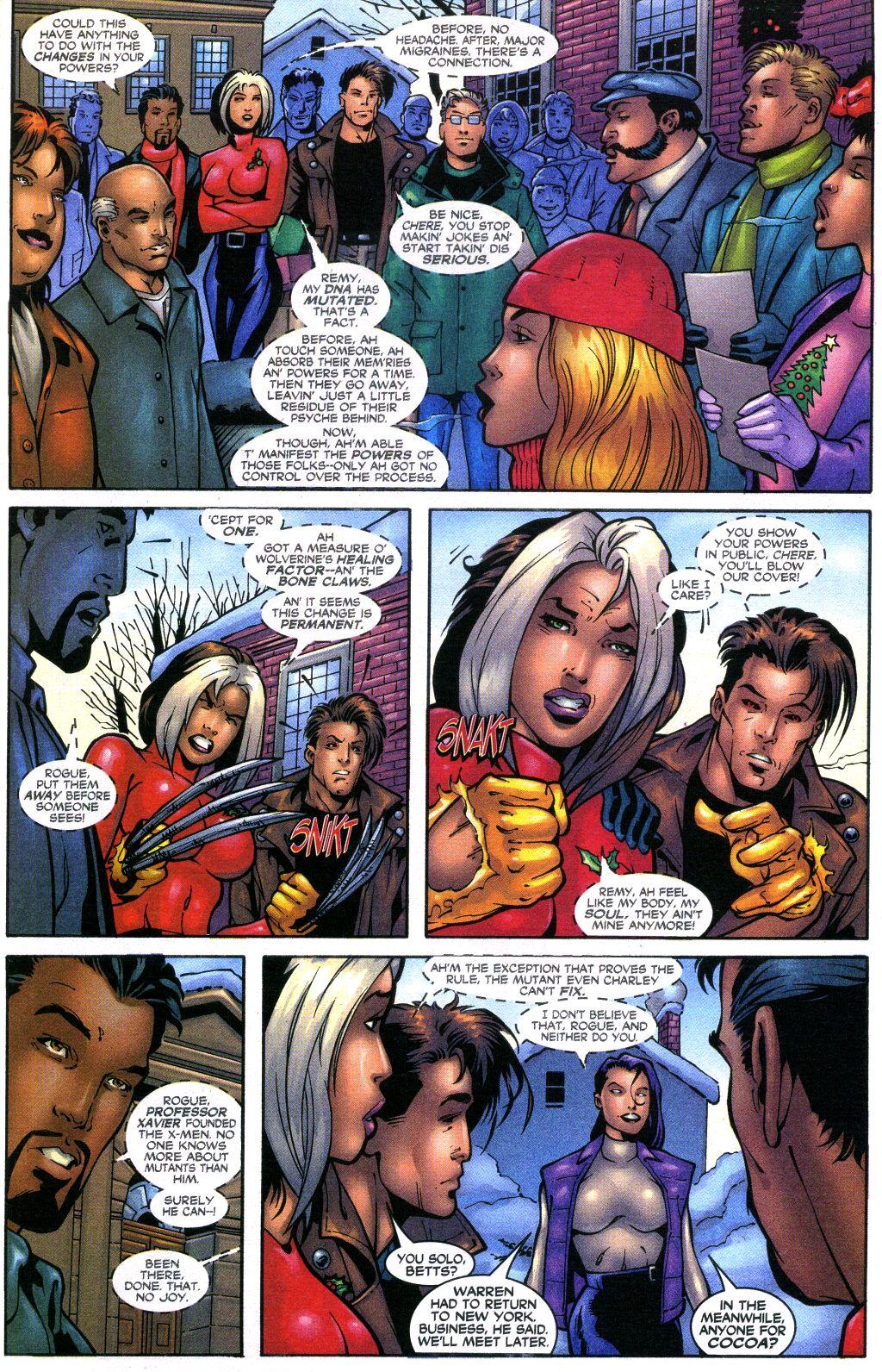 X-Men (1991) 109 Page 6