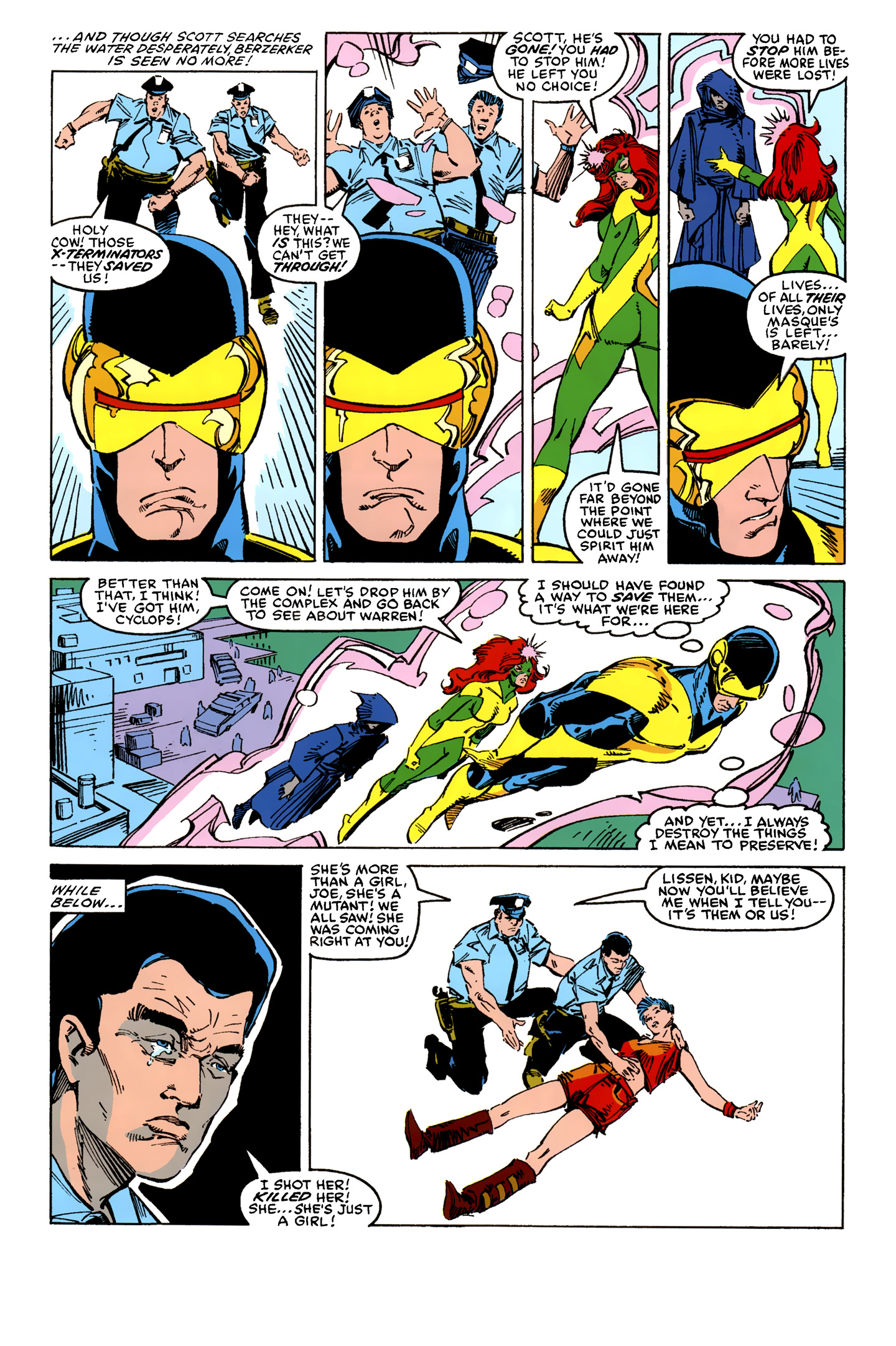 Read online X-Factor (1986) comic -  Issue #11 - 23