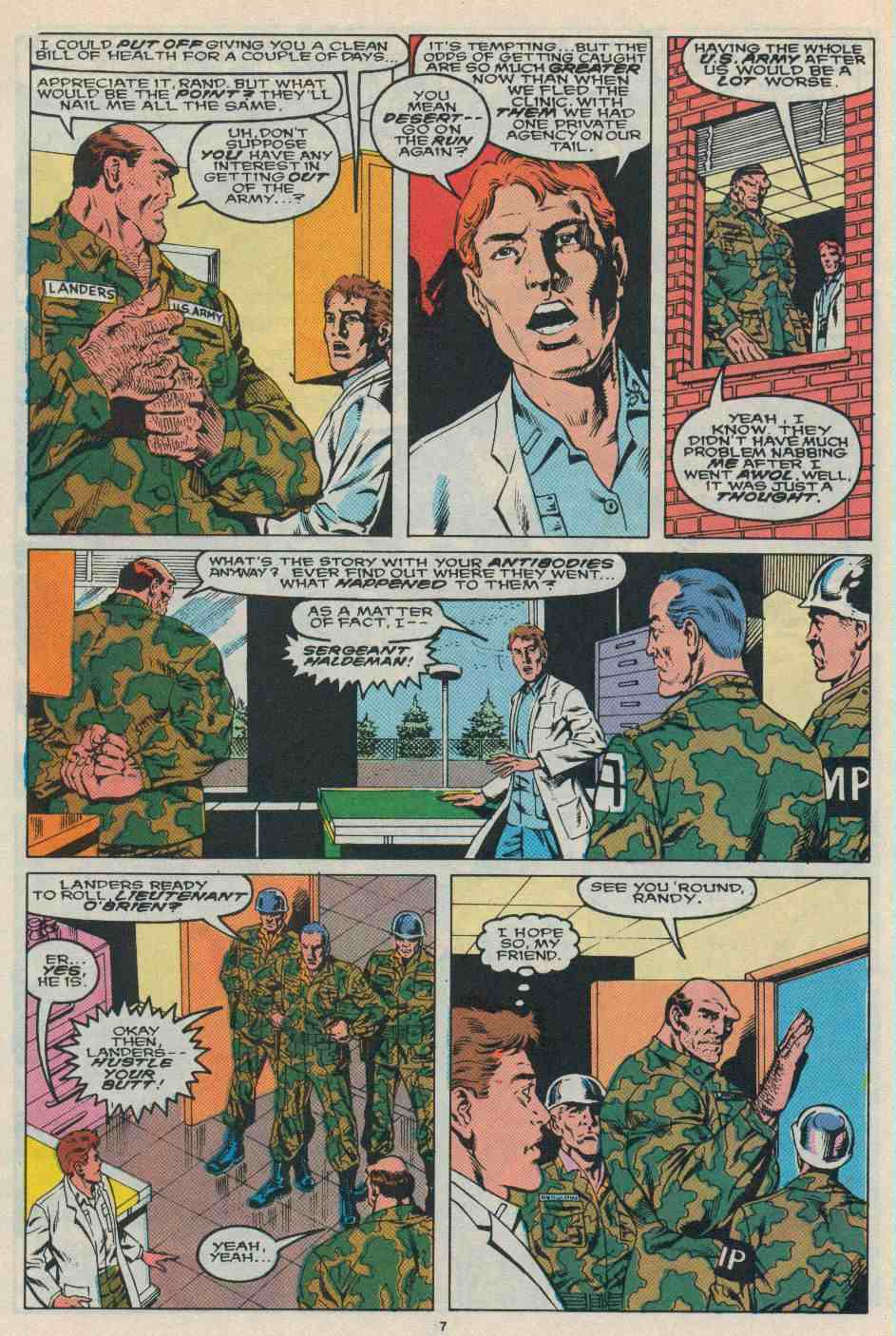Read online DP7 comic -  Issue #26 - 8