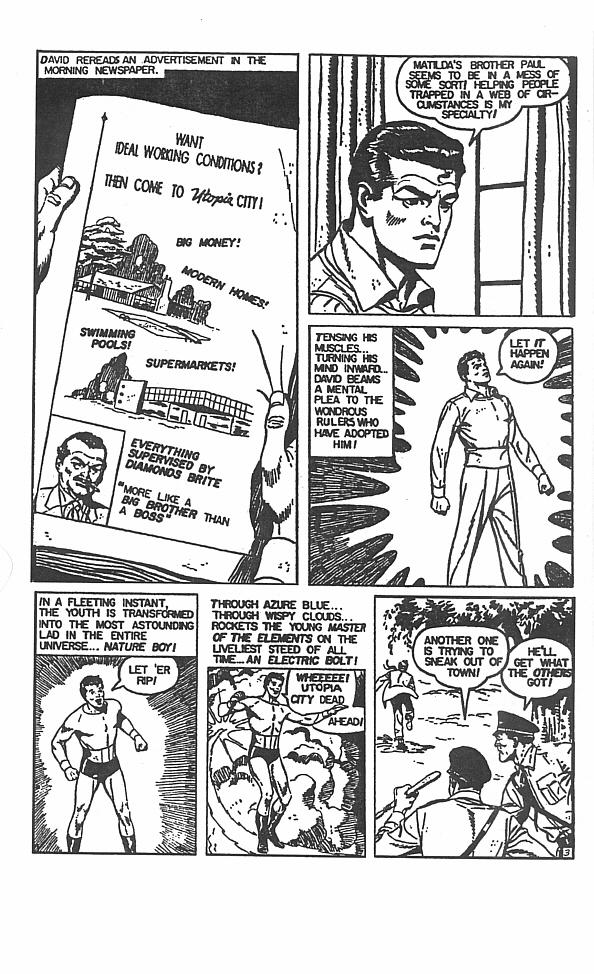 Read online Men of Mystery Comics comic -  Issue #41 - 44