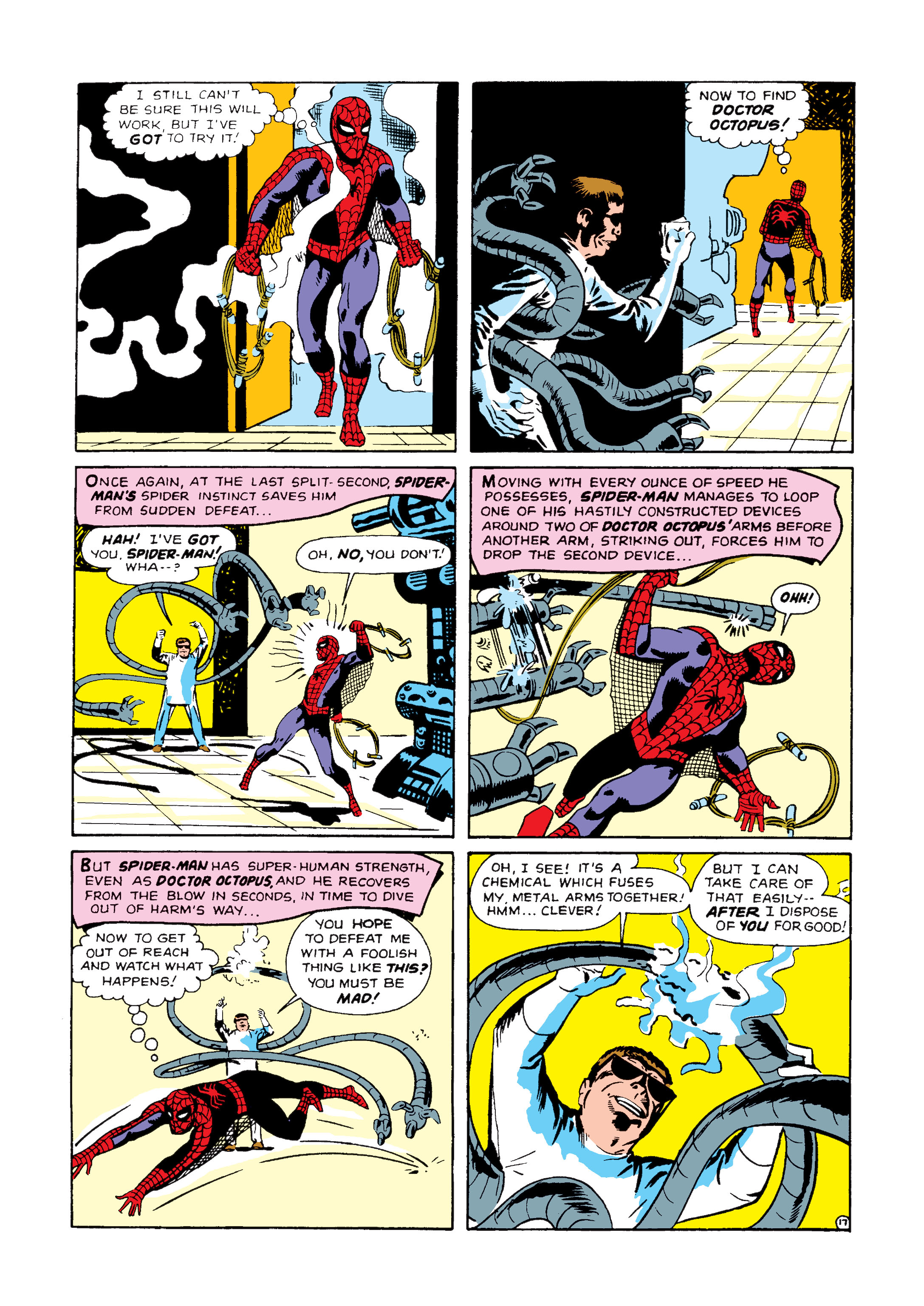 The Amazing Spider-Man (1963) 3 Page 17
