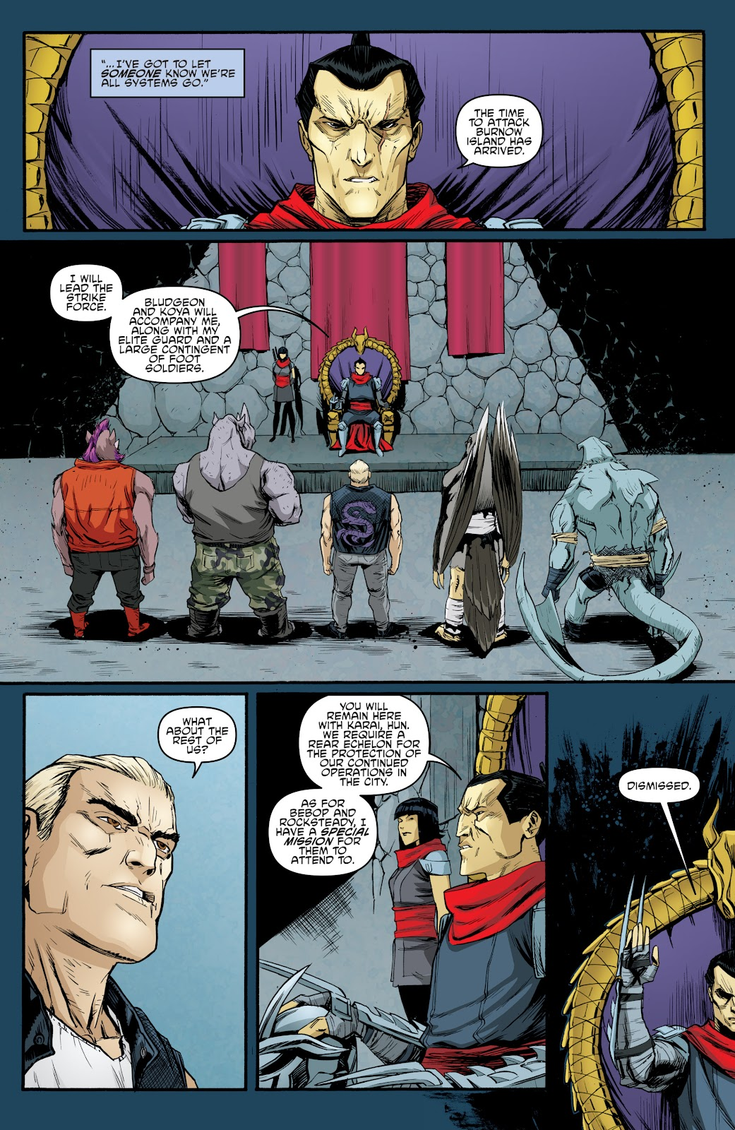 Read online Teenage Mutant Ninja Turtles: The IDW Collection comic -  Issue # TPB 5 (Part 3) - 80