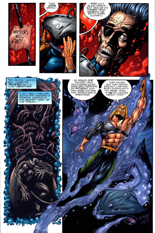 Read online Aquaman (1994) comic -  Issue #58 - 6