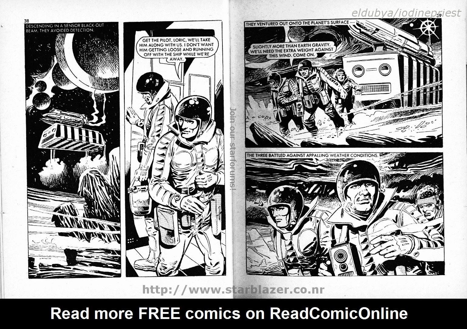 Starblazer issue 97 - Page 21
