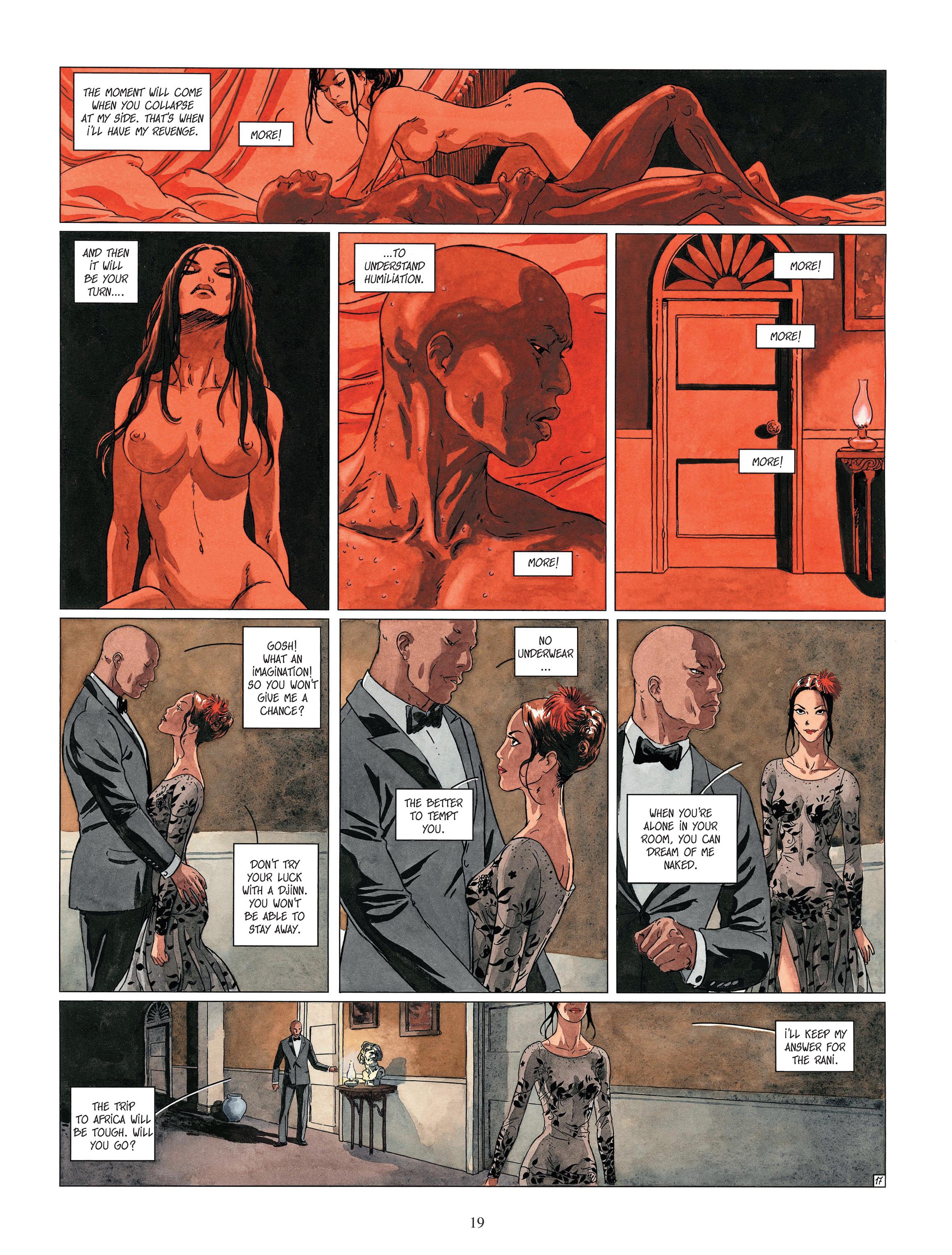 Read online Djinn comic -  Issue #13 - 20
