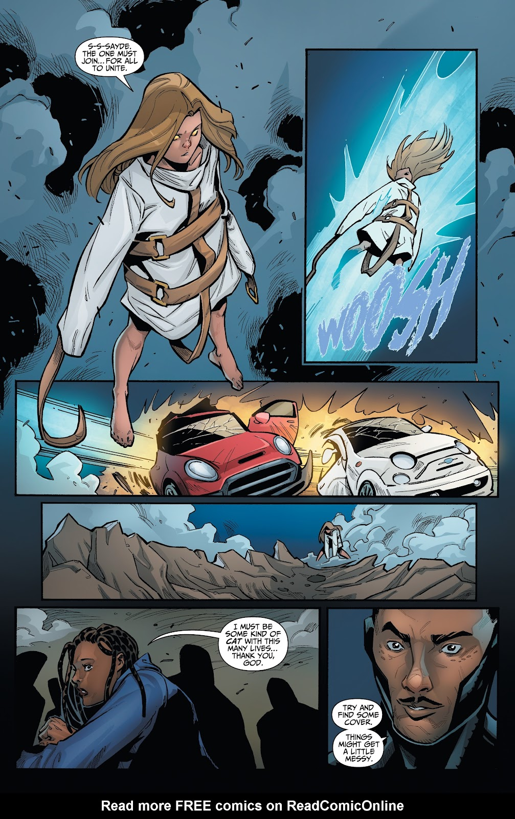 Read online Incidentals comic -  Issue #15 - 22