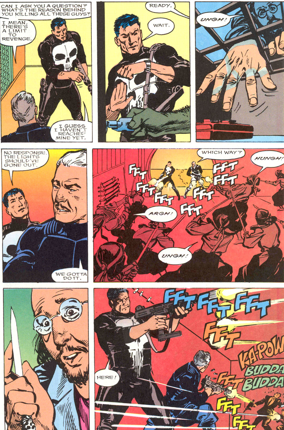 The Punisher Movie Special issue Full - Page 57
