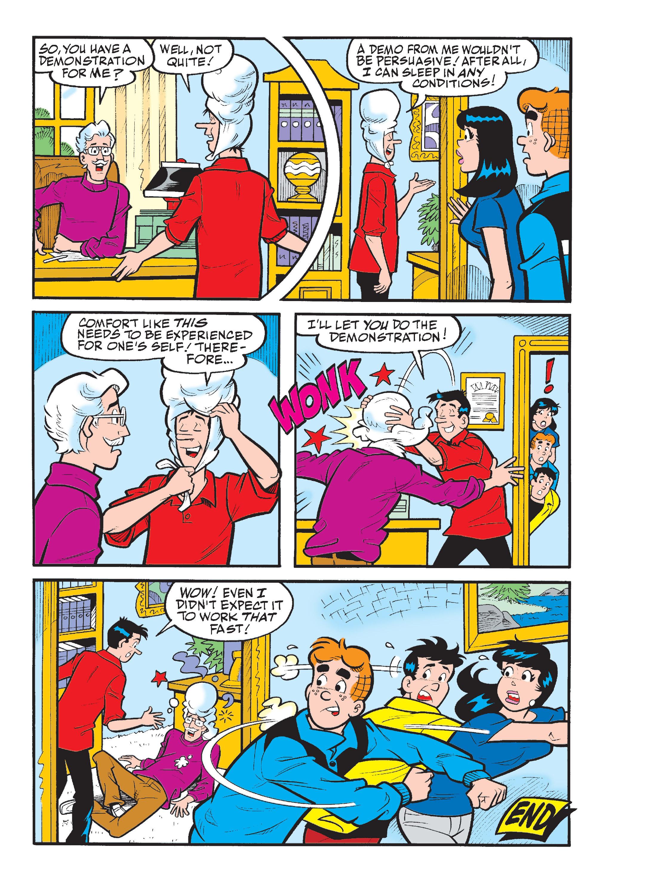Read online Archie Giant Comics Collection comic -  Issue #Archie Giant Comics Collection TPB (Part 1) - 167