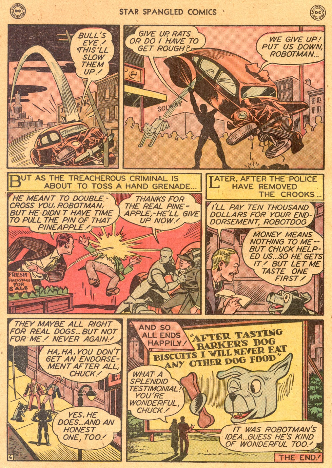 Star Spangled Comics (1941) issue 80 - Page 20