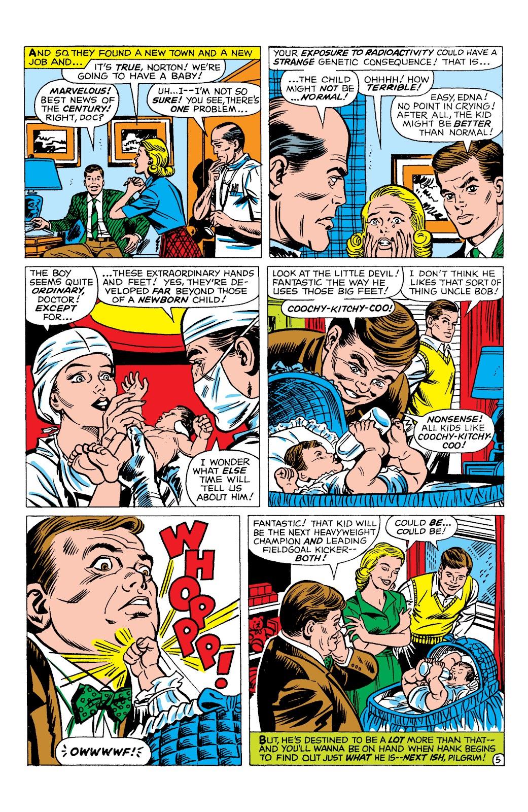 Uncanny X-Men (1963) issue 49 - Page 21