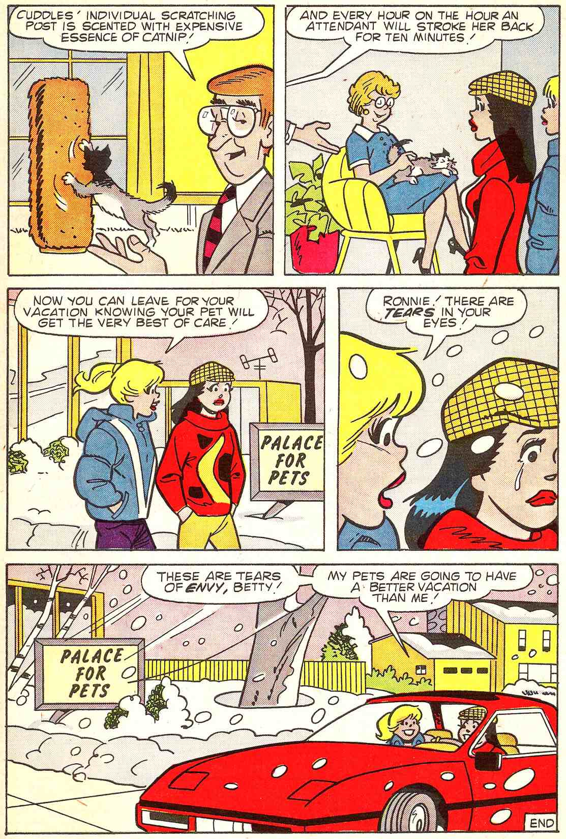 Read online Archie's Girls Betty and Veronica comic -  Issue #341 - 33