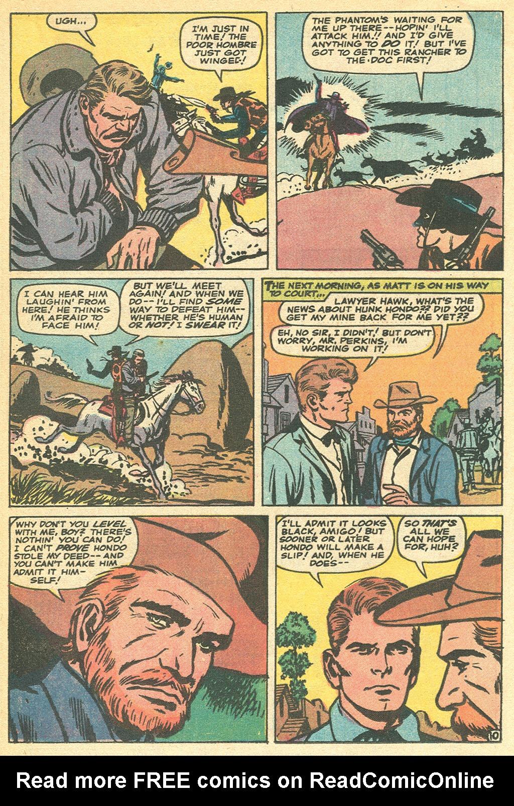 Read online Two-Gun Kid comic -  Issue #93 - 16