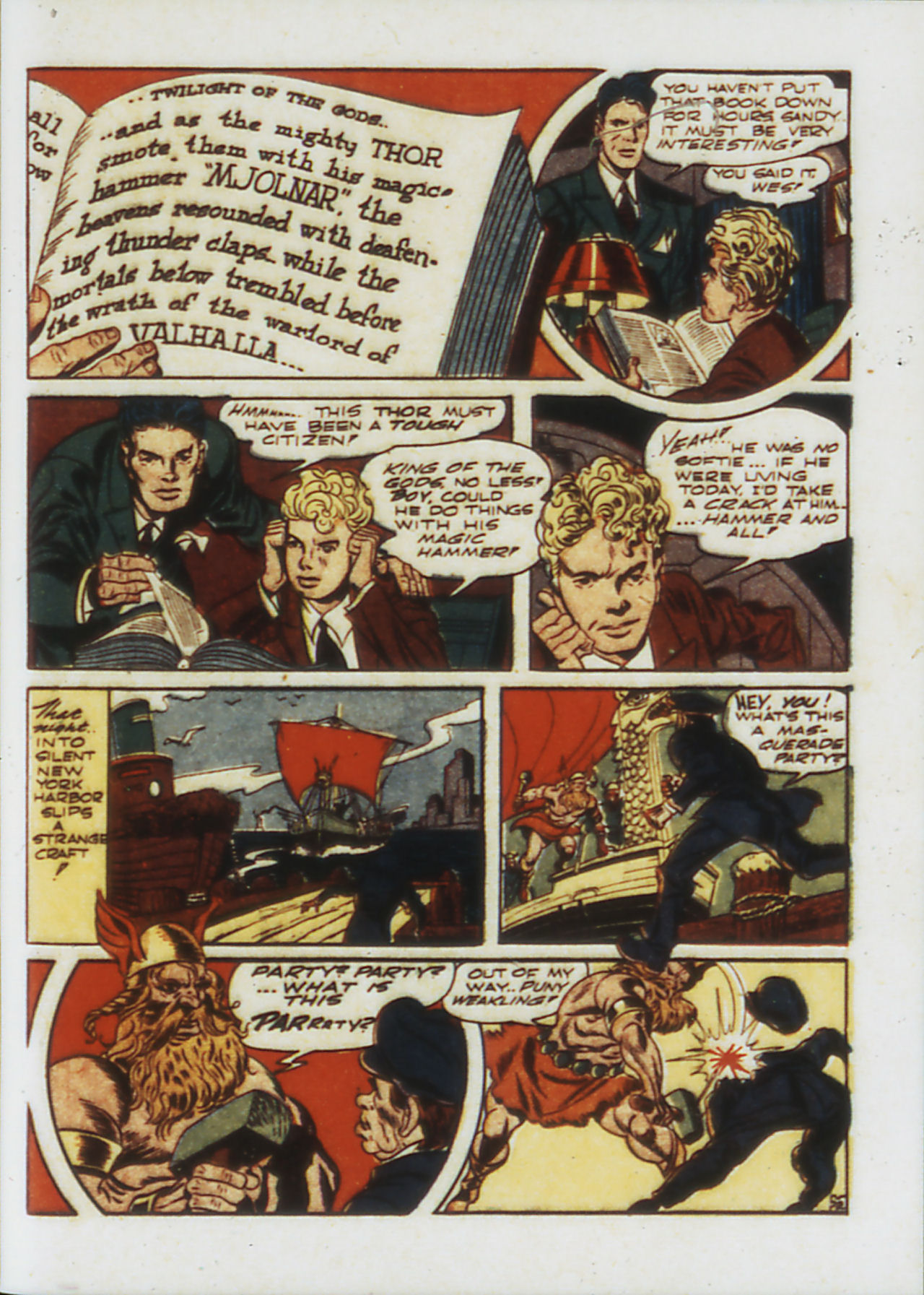 Read online Adventure Comics (1938) comic -  Issue #75 - 58