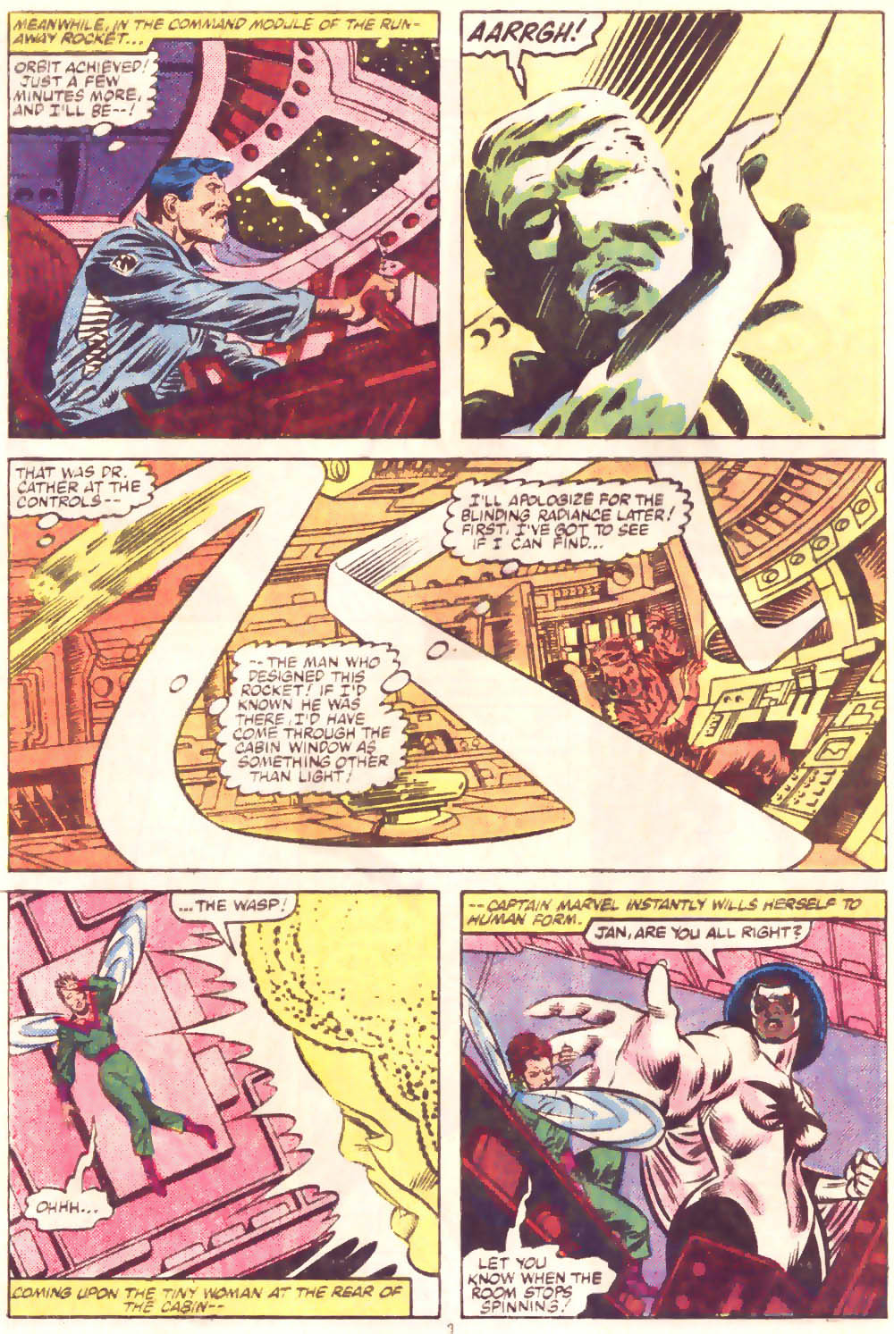 The Avengers (1963) 245 Page 3