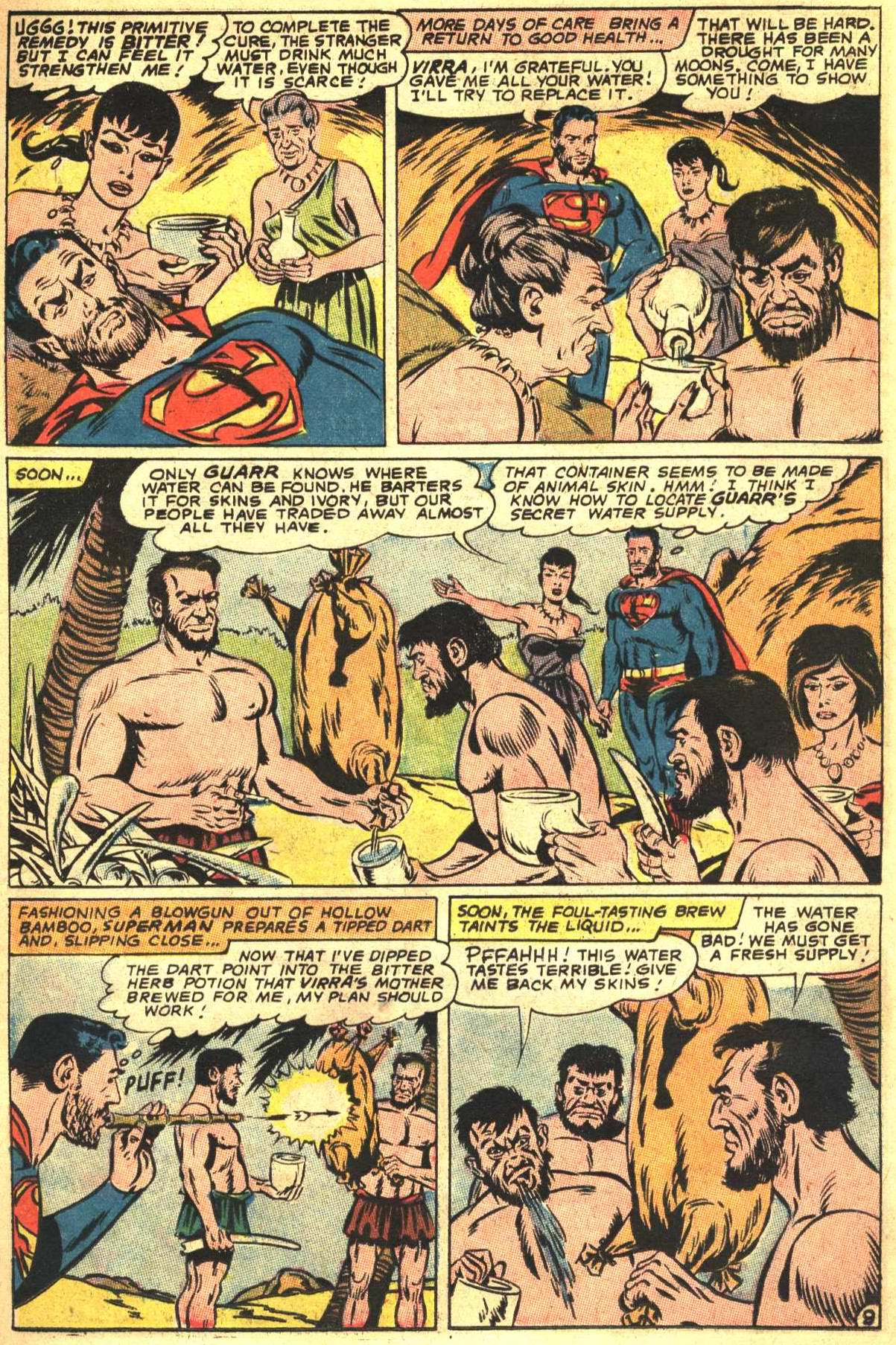 Read online Action Comics (1938) comic -  Issue #350 - 13