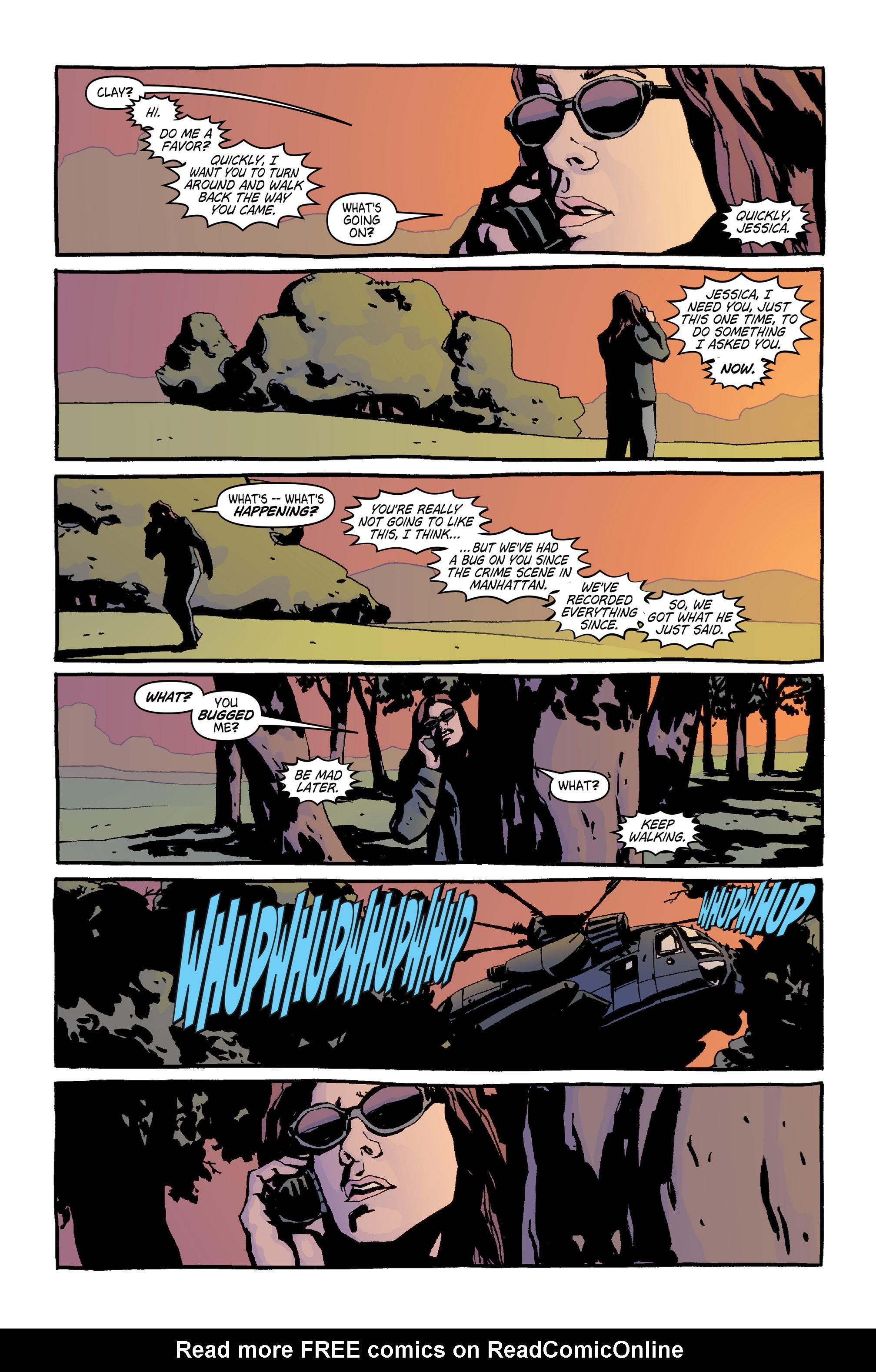Read online Alias comic -  Issue #5 - 16