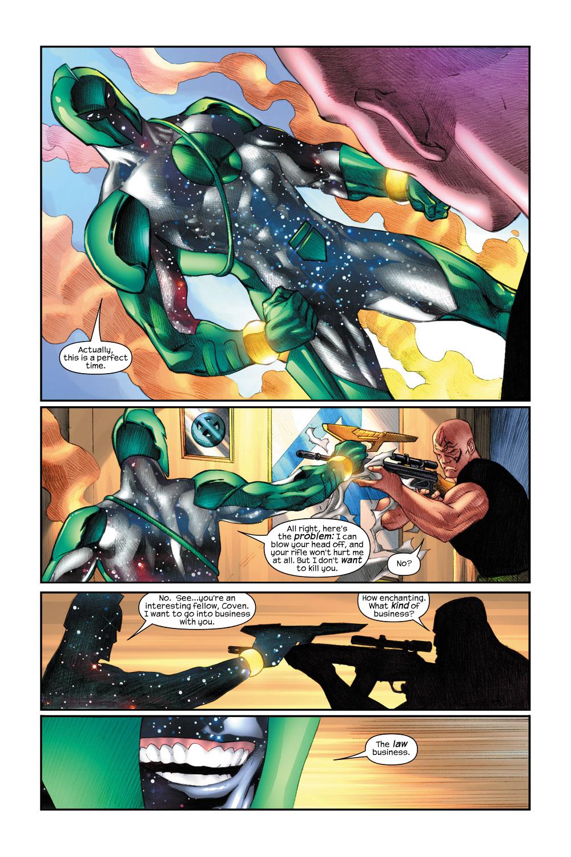 Captain Marvel (2002) Issue #9 #9 - English 23