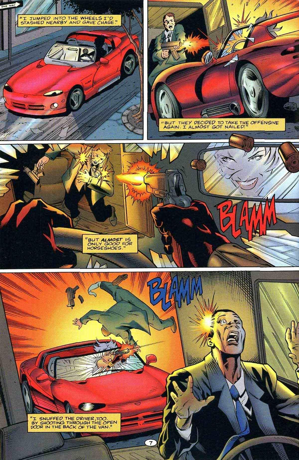 Read online Ultraverse Premiere comic -  Issue #10 - 18
