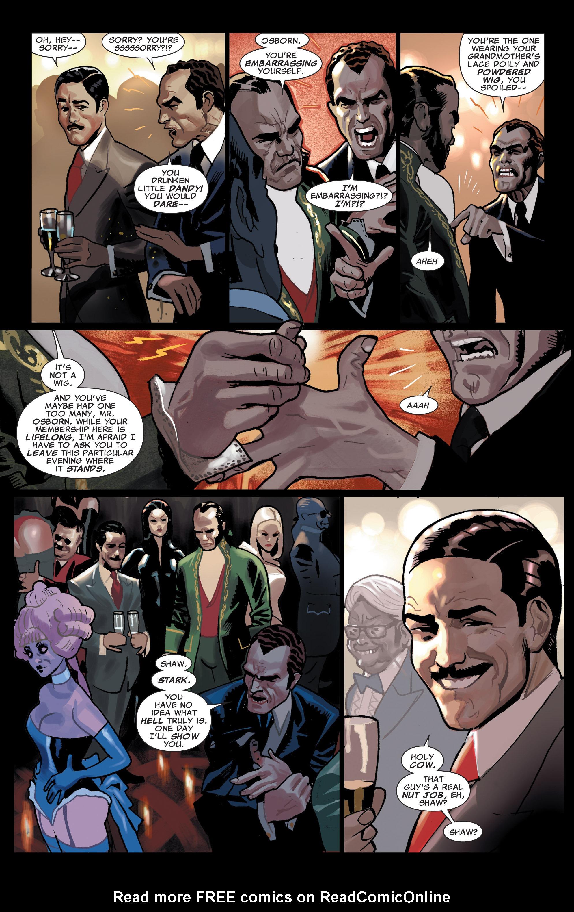 Read online Uncanny X-Men (1963) comic -  Issue # _Annual 2 (2009) - 8