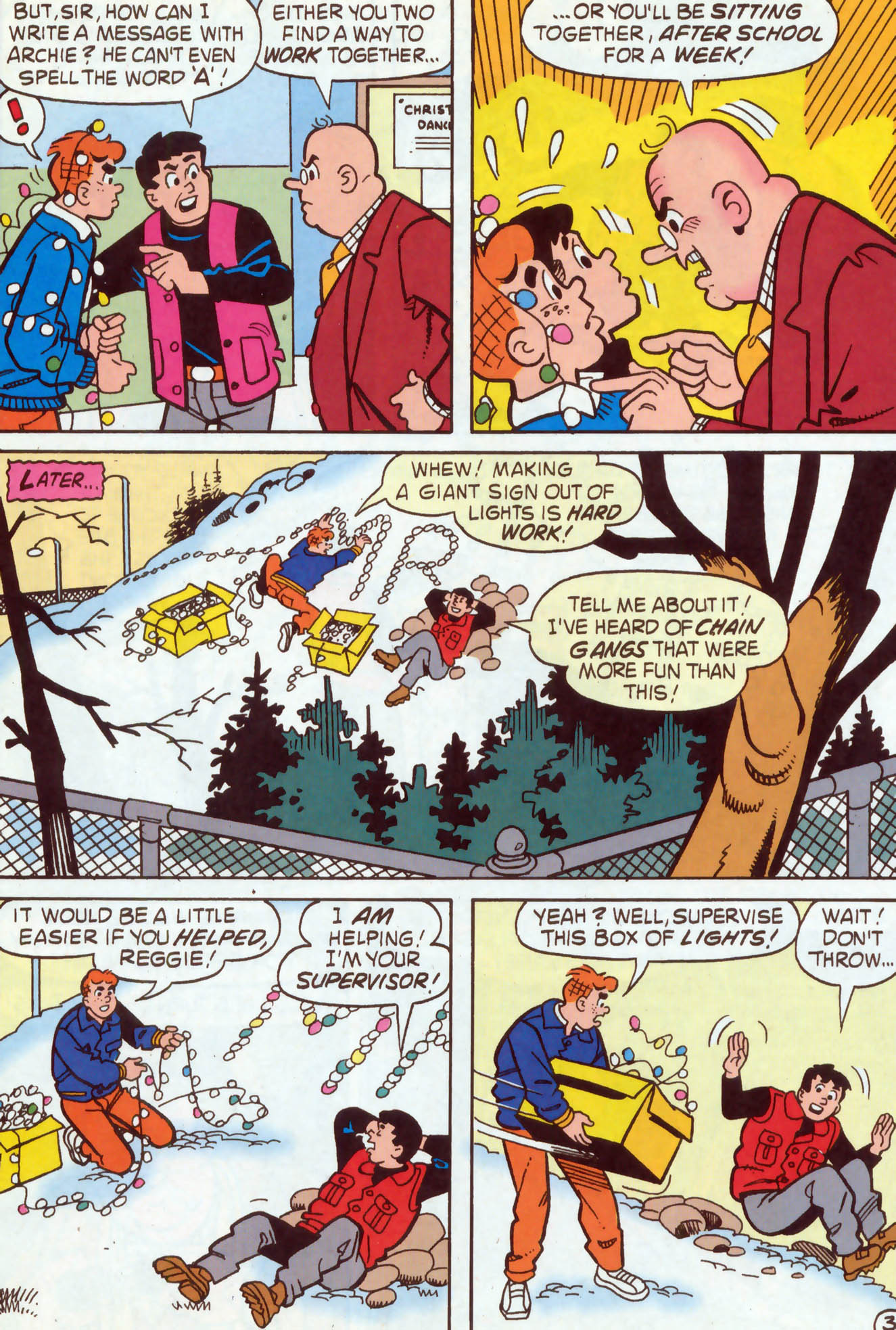 Read online Archie (1960) comic -  Issue #467 - 22