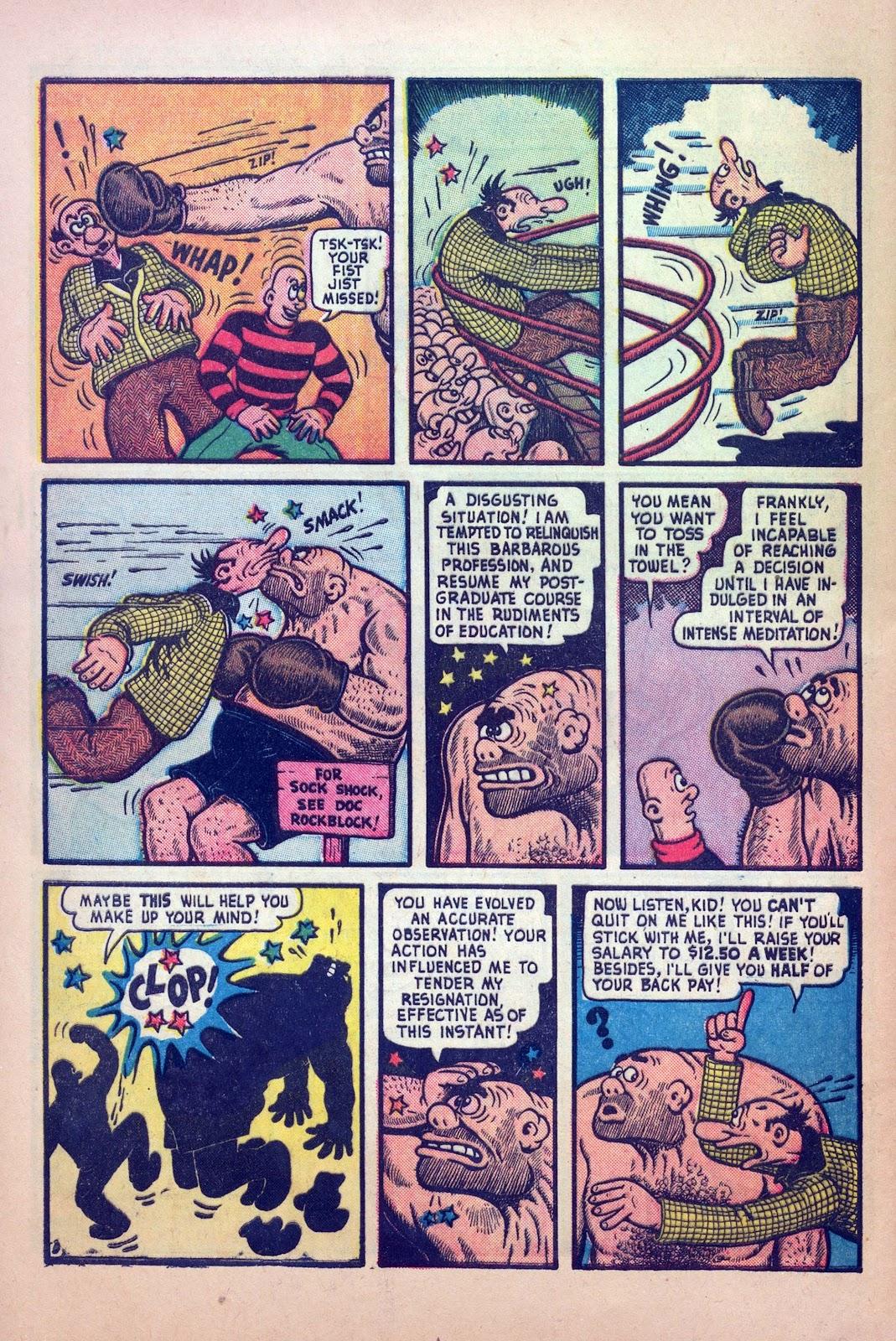 Read online Joker Comics comic -  Issue #20 - 32
