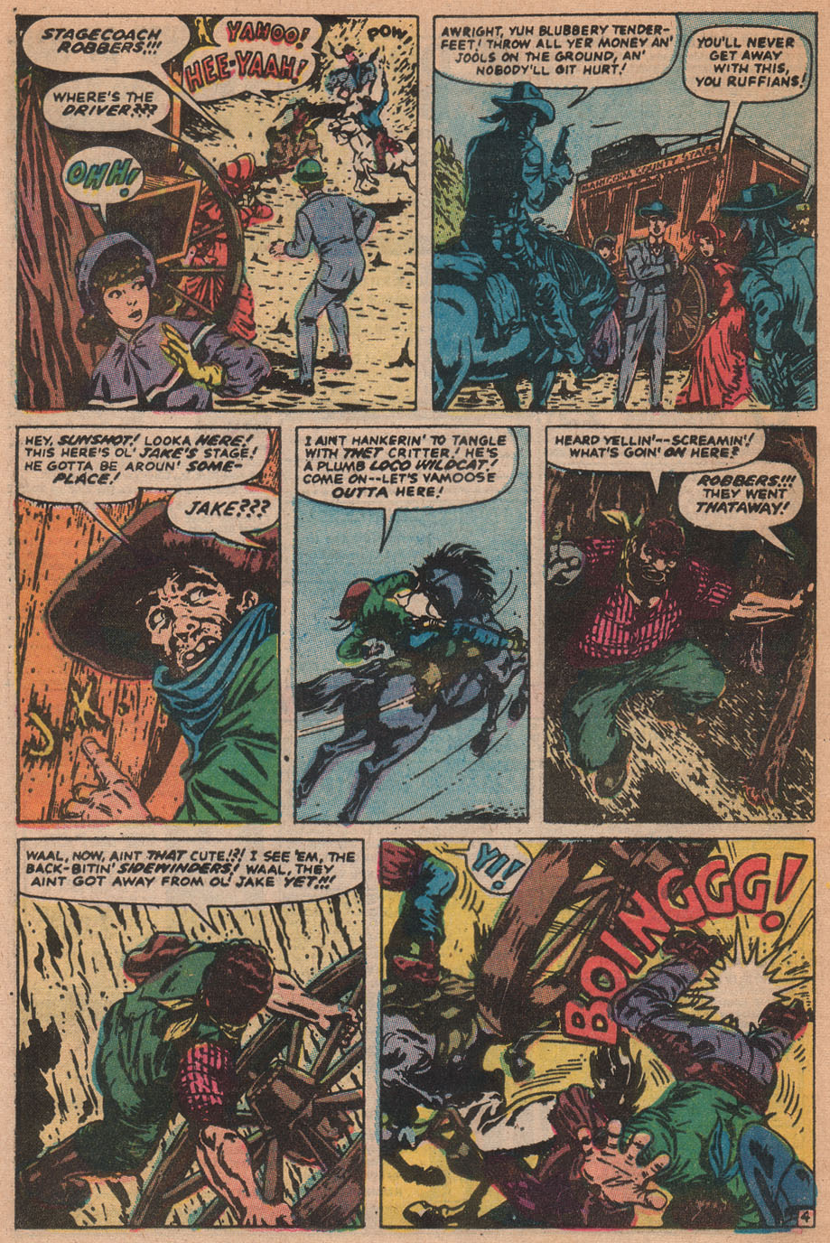 The Rawhide Kid (1955) issue 88 - Page 28