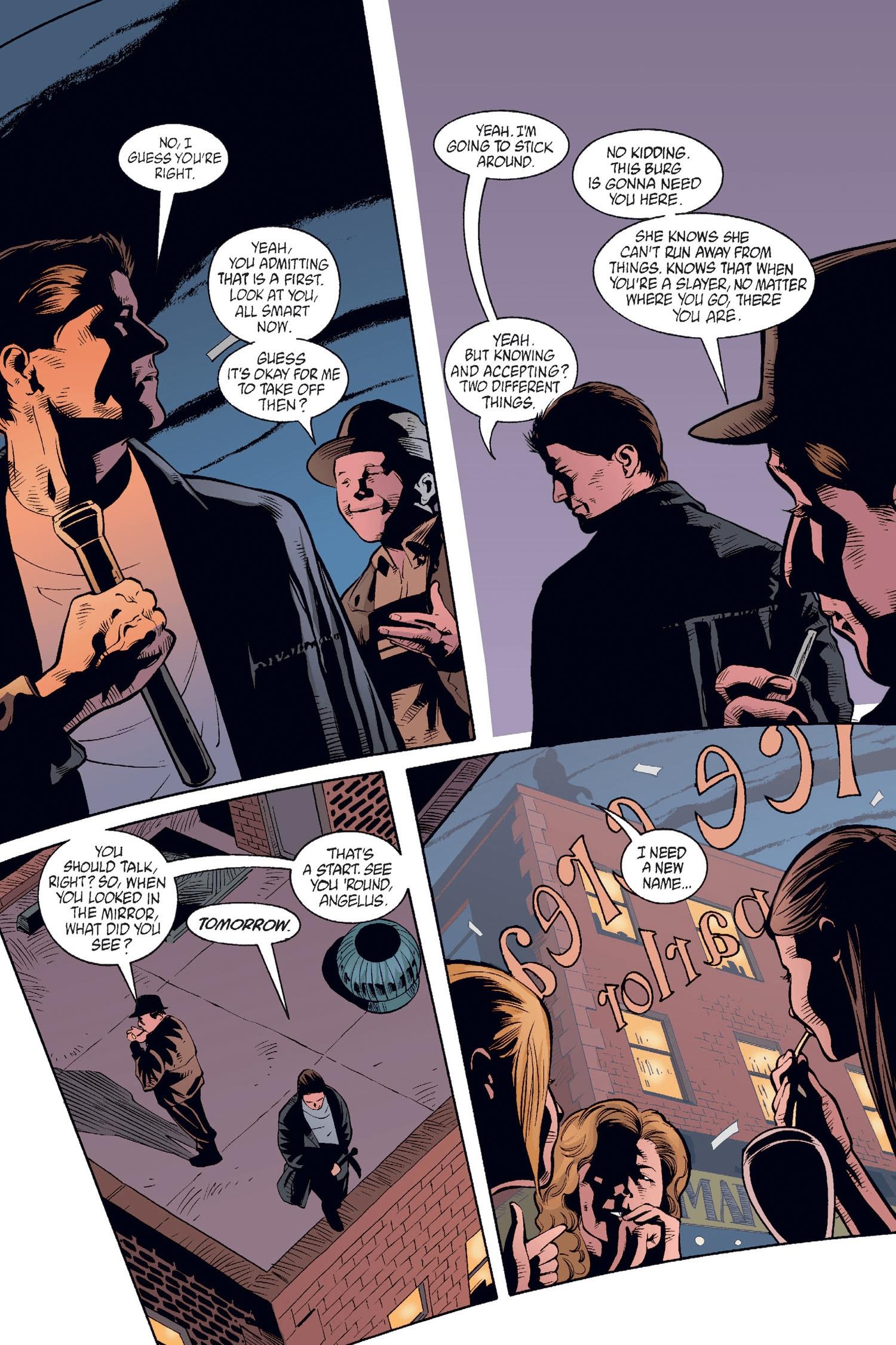 Read online Buffy the Vampire Slayer: Omnibus comic -  Issue # TPB 2 - 104