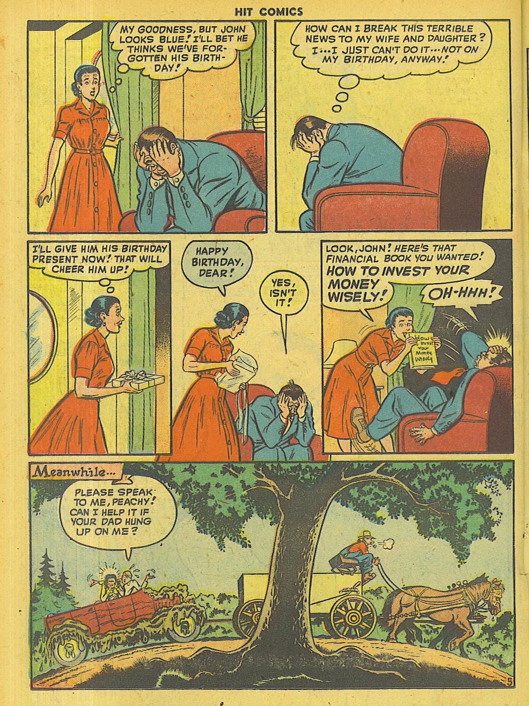 Read online Hit Comics comic -  Issue #56 - 30