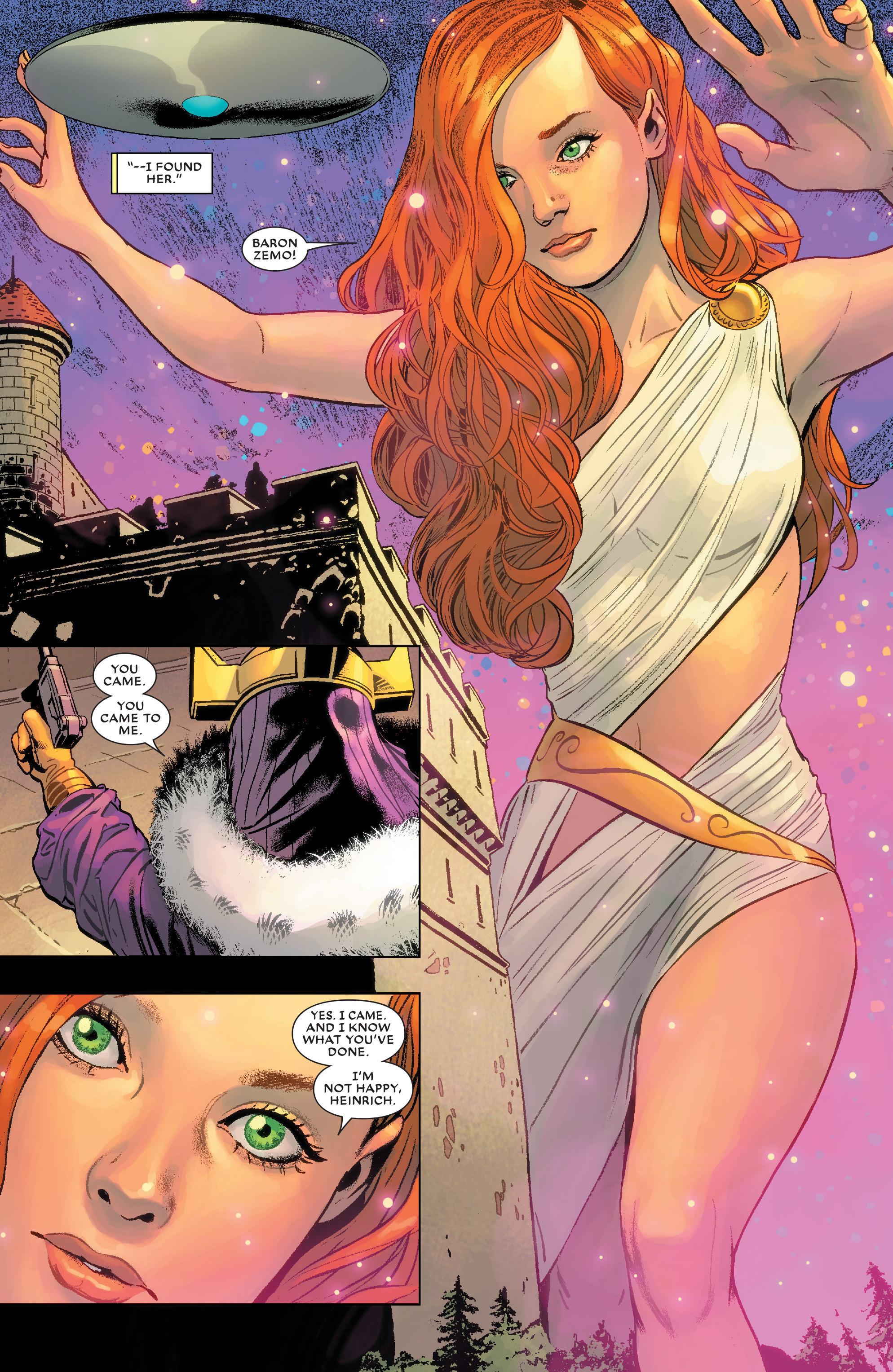 Read online Secret Wars Journal/Battleworld comic -  Issue # TPB - 115