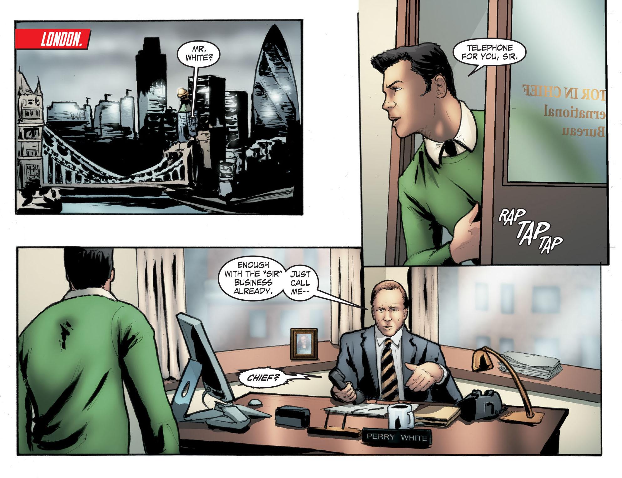 Read online Smallville: Season 11 comic -  Issue #41 - 9