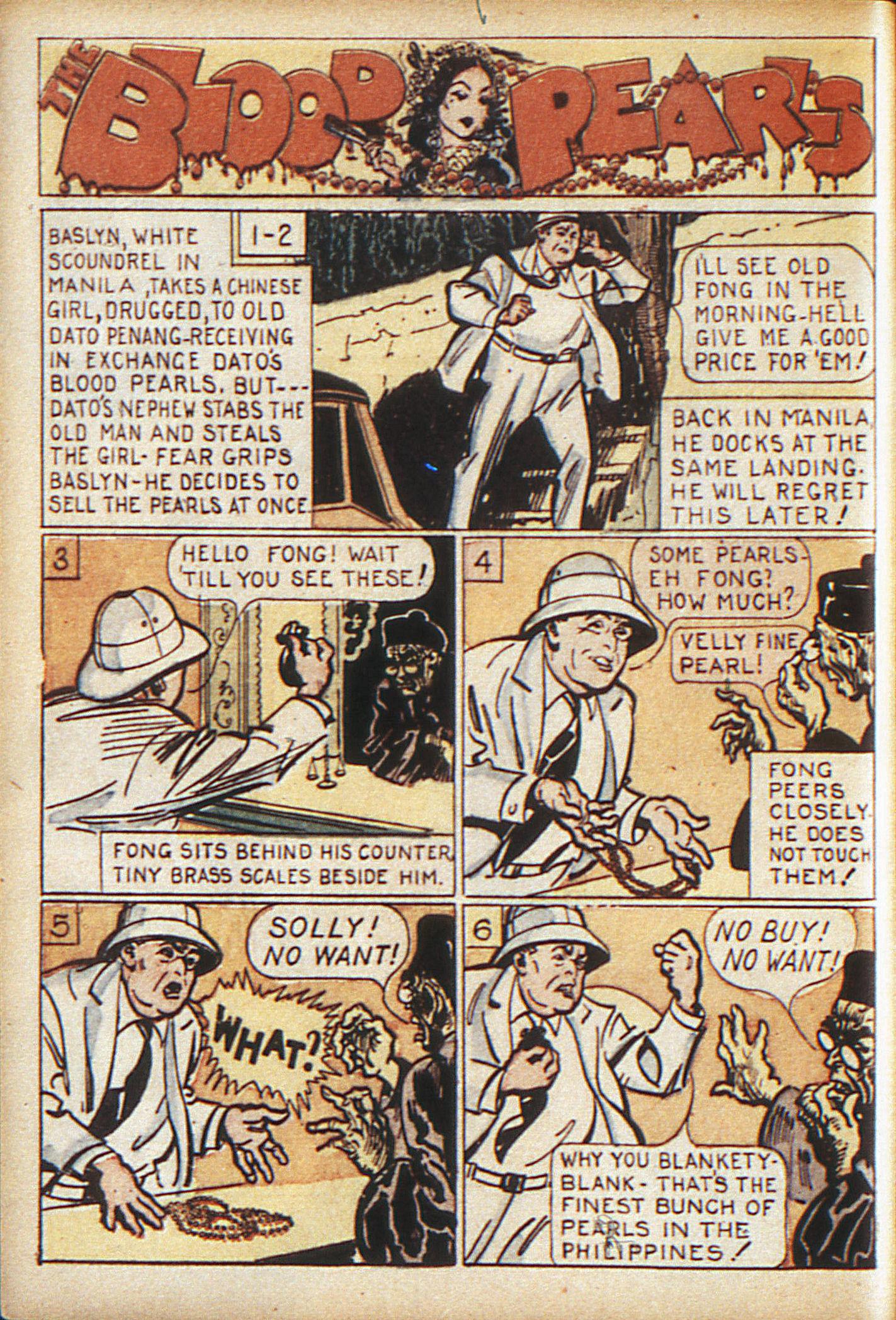 Read online Adventure Comics (1938) comic -  Issue #10 - 17