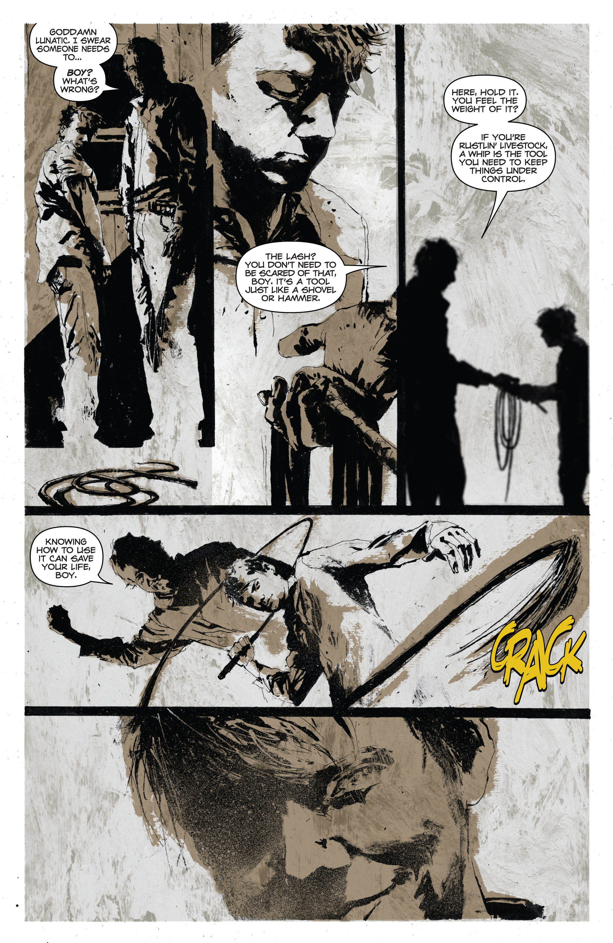 Read online Dead Irons comic -  Issue # TPB - 45