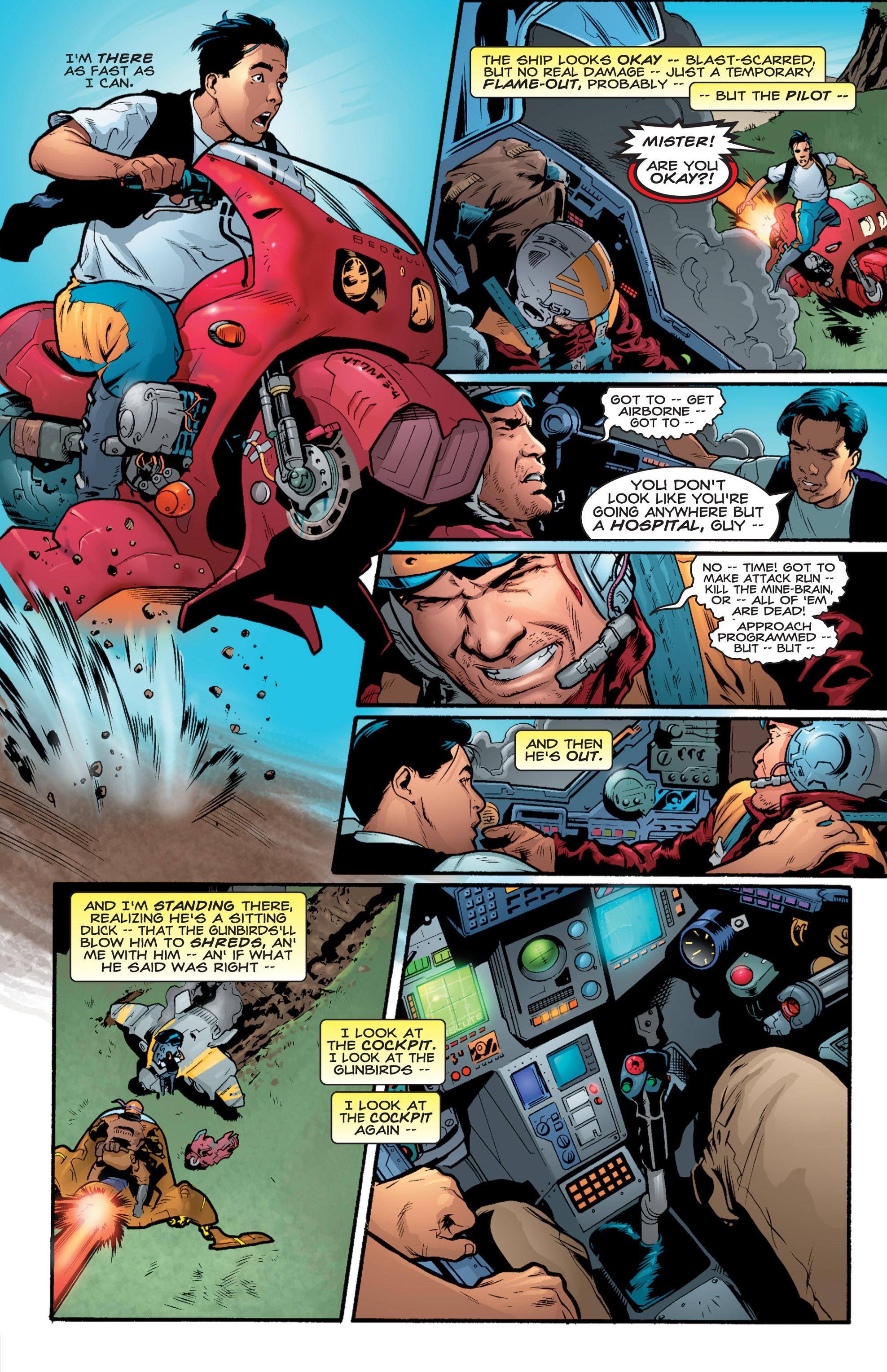Read online Shockrockets comic -  Issue # TPB - 21