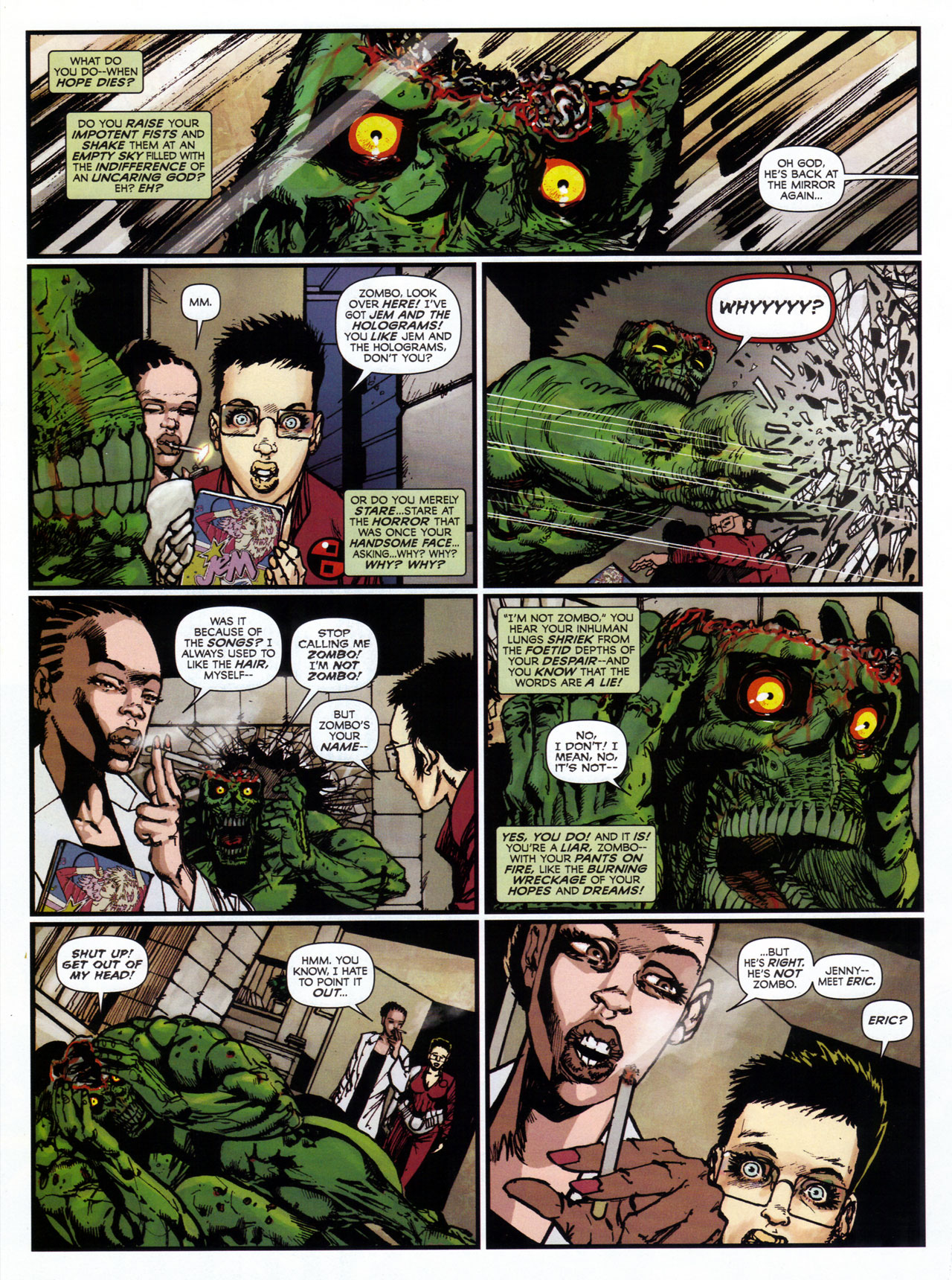Read online 2000 AD comic -  Issue #1746 - 117