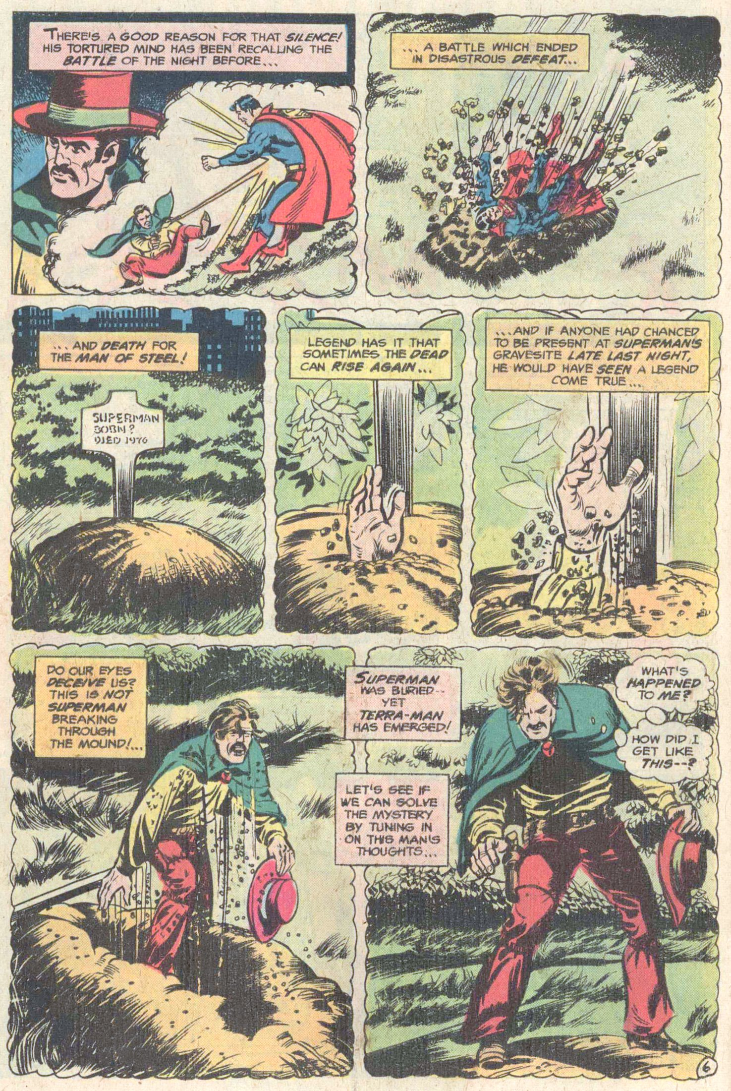 Read online Action Comics (1938) comic -  Issue #470 - 10
