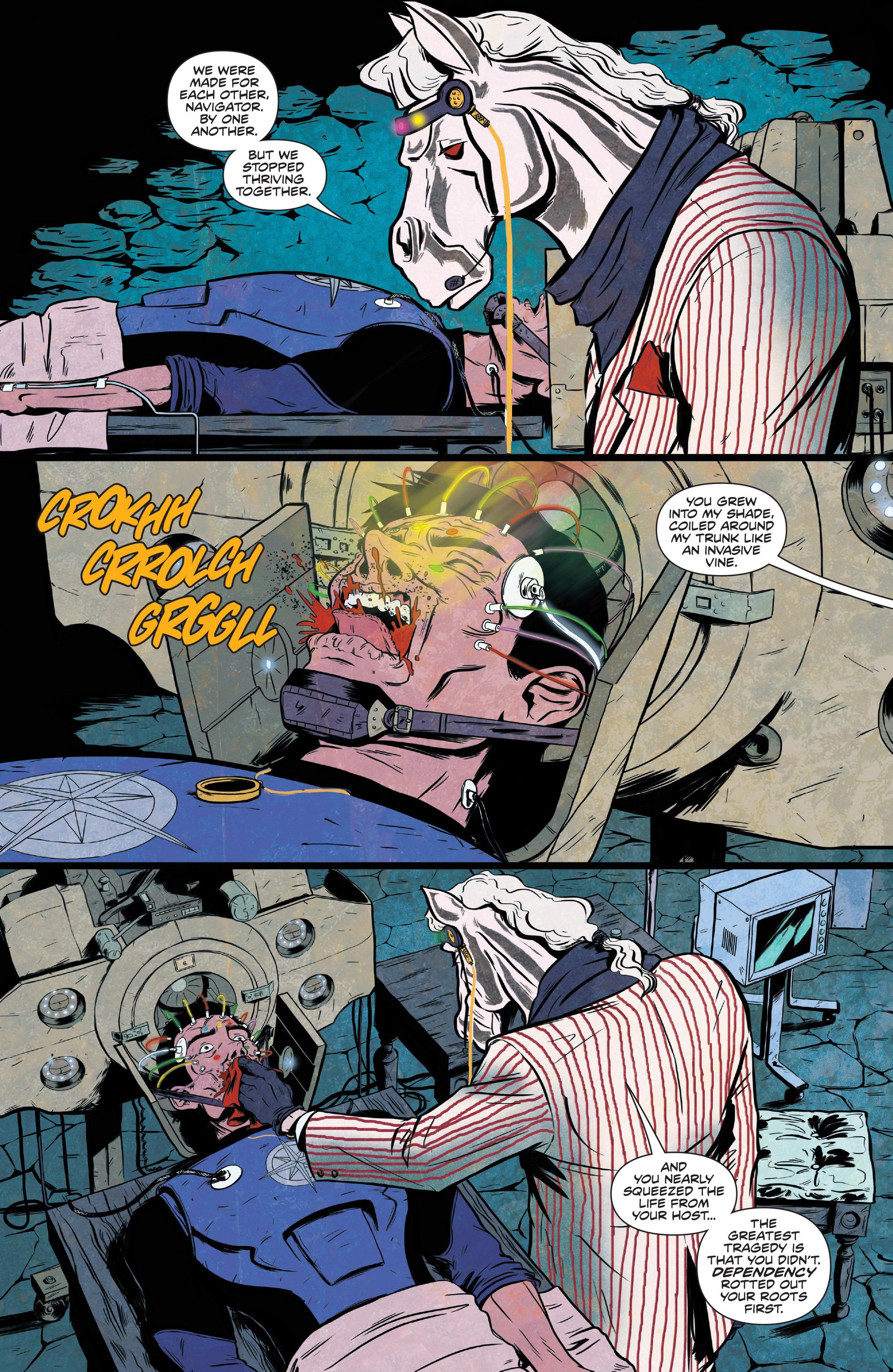 Read online Translucid comic -  Issue #6 - 19