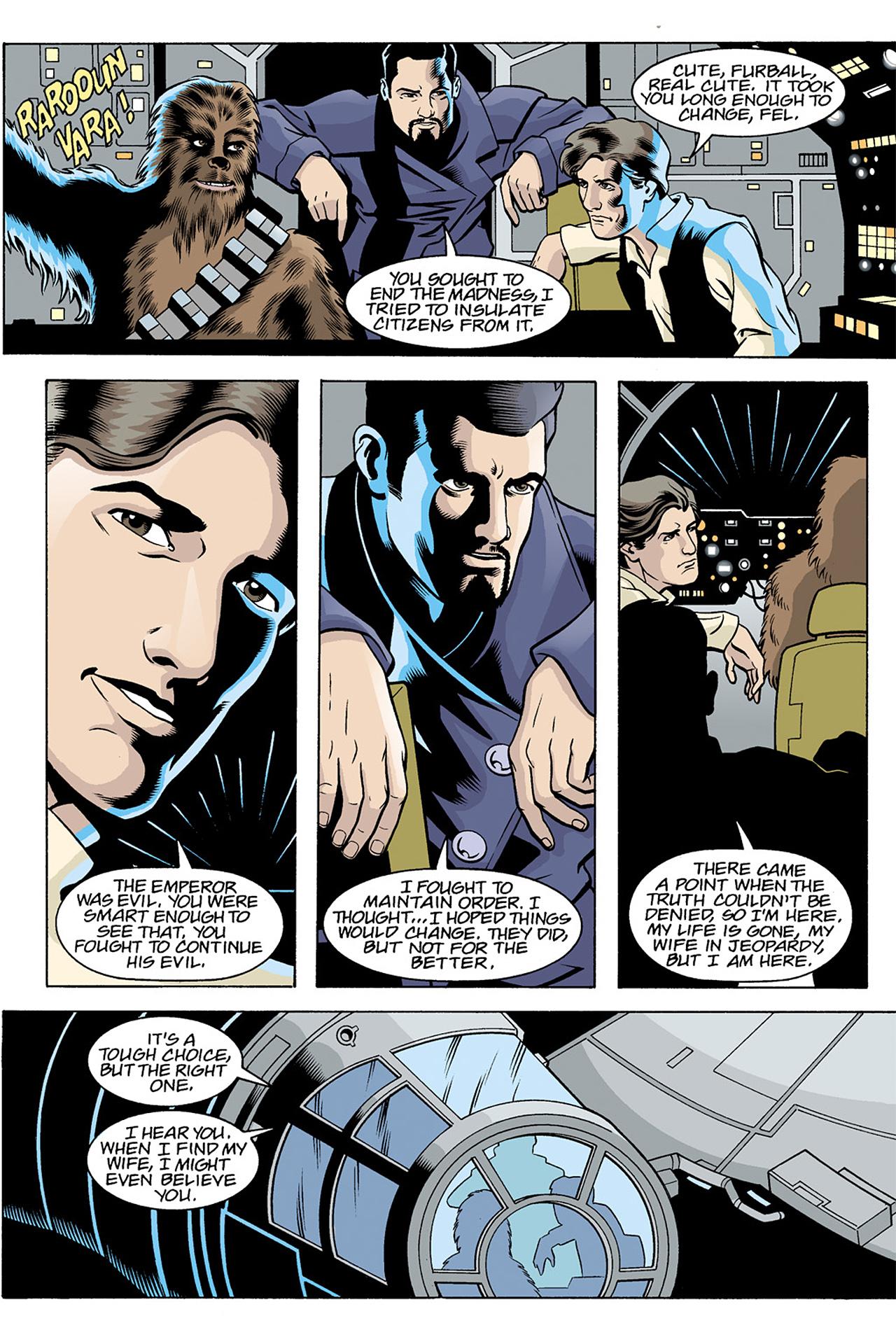 Read online Star Wars Omnibus comic -  Issue # Vol. 3 - 197